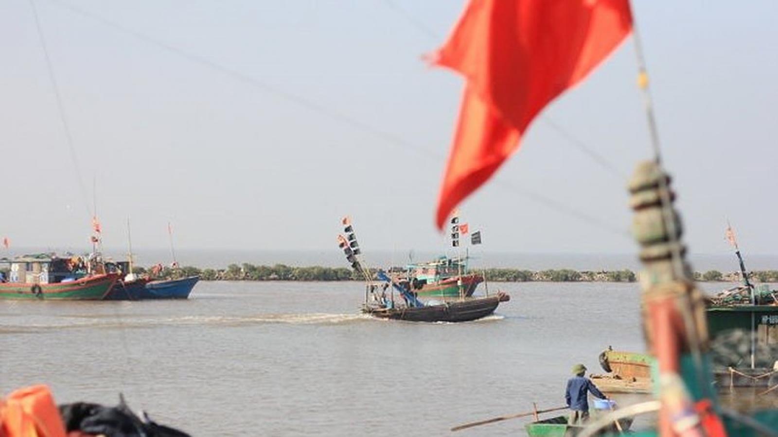 Đàm phán vòng 13 Nhóm công tác về vùng biển ngoài cửa Vịnh Bắc Bộ