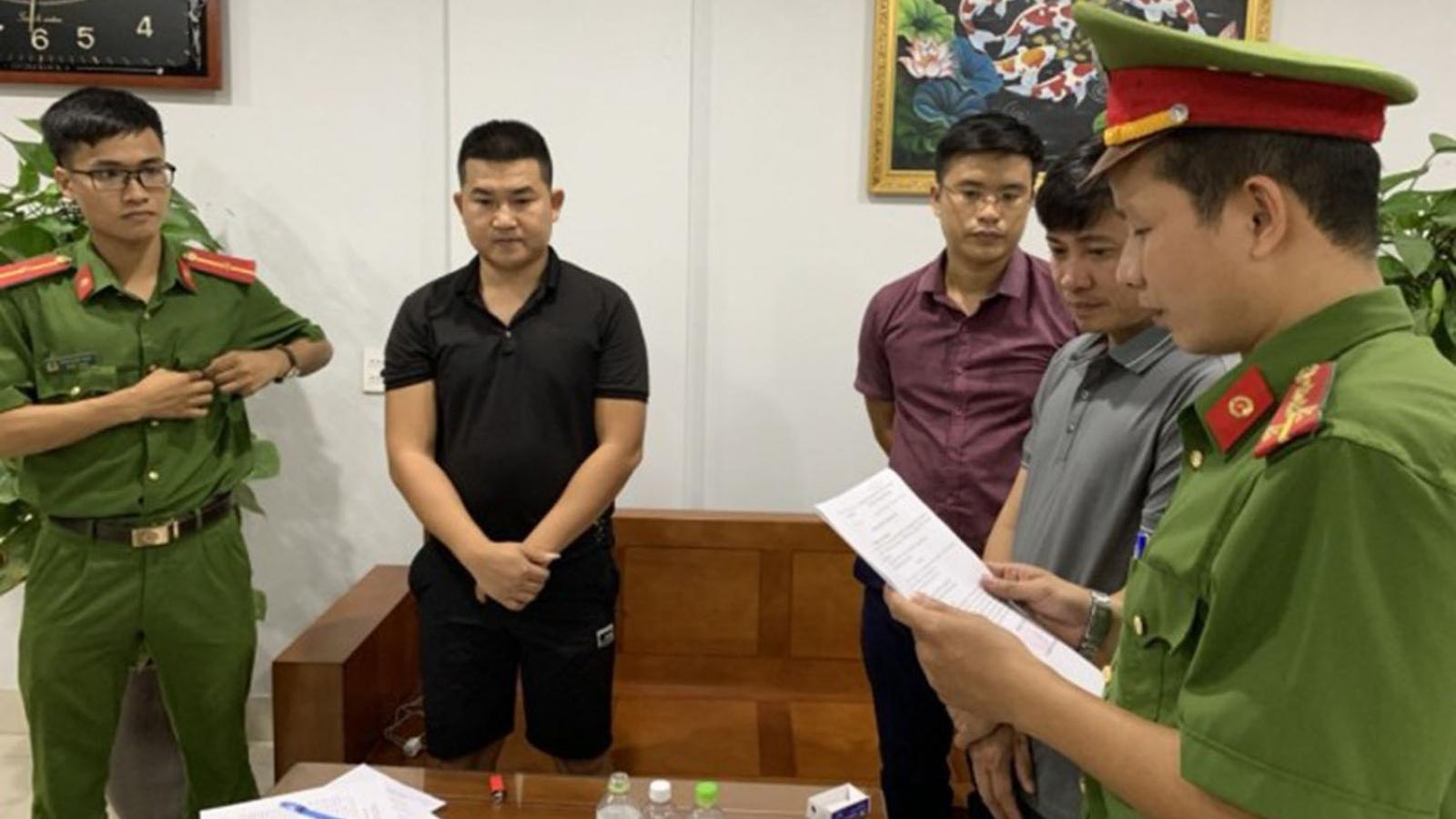 Quảng Bình: Triệt phá đường dây đánh bạc, phát hiện hơn 50 đối tượng liên quan