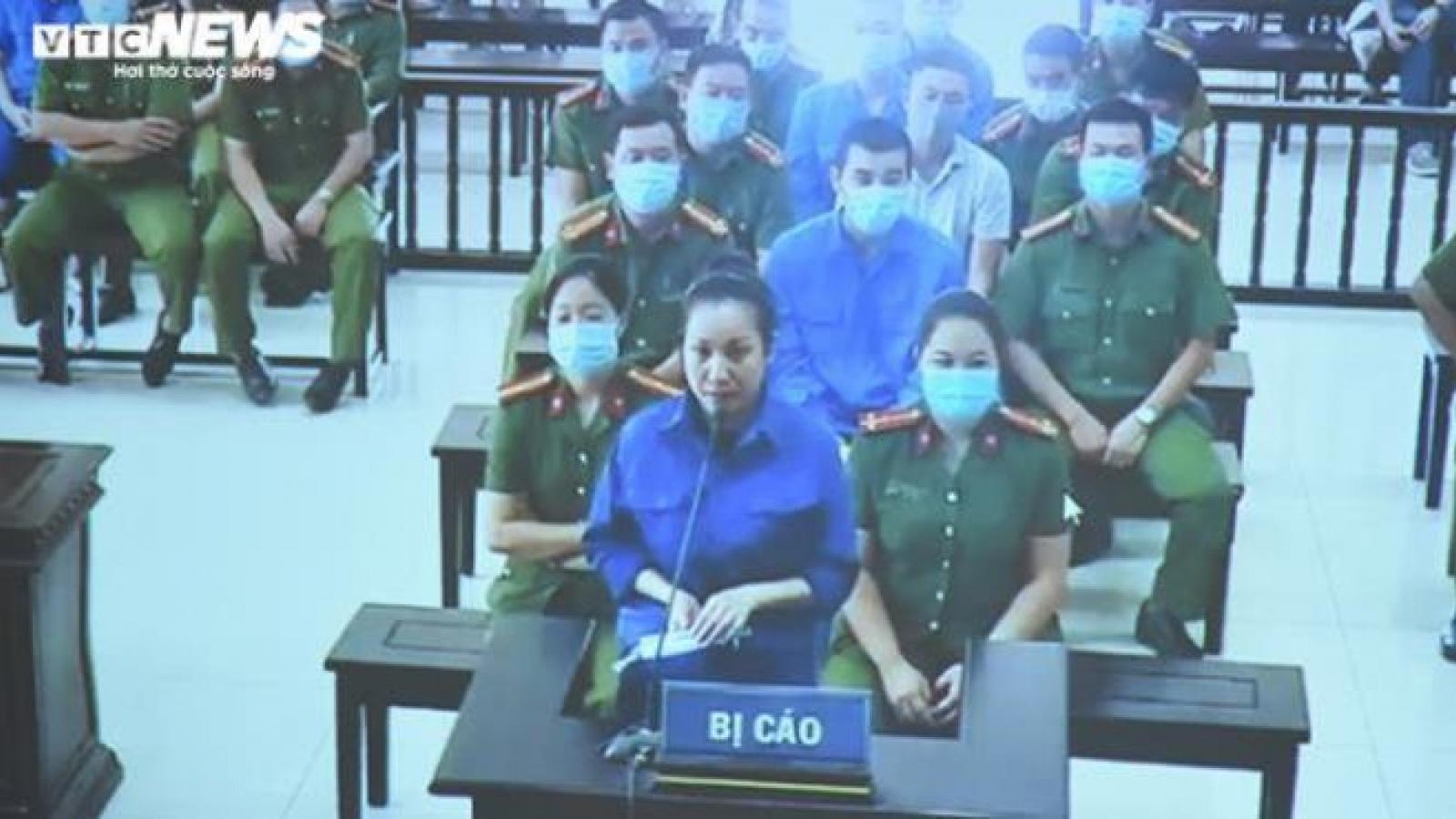Sáng nay xét xử vợ Đường 'Nhuệ' và 4 cán bộ ở Thái Bình thao túng đấu giá đất