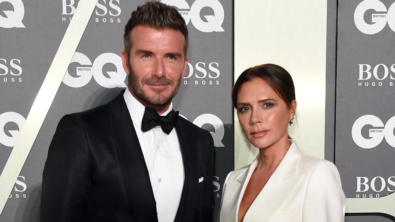 Vợ chồng David Beckham nghi mắc Covid-19 khi dự tiệc ở Los Angeles