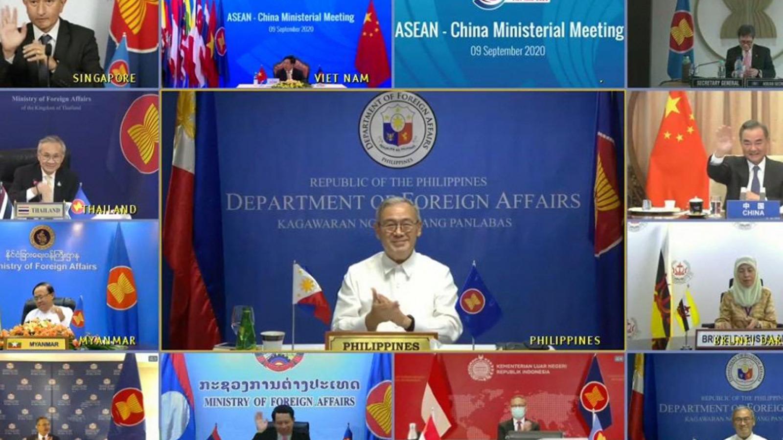 Philippines quyết tâm nối lại đàm phán về COC bất chấp đại dịch