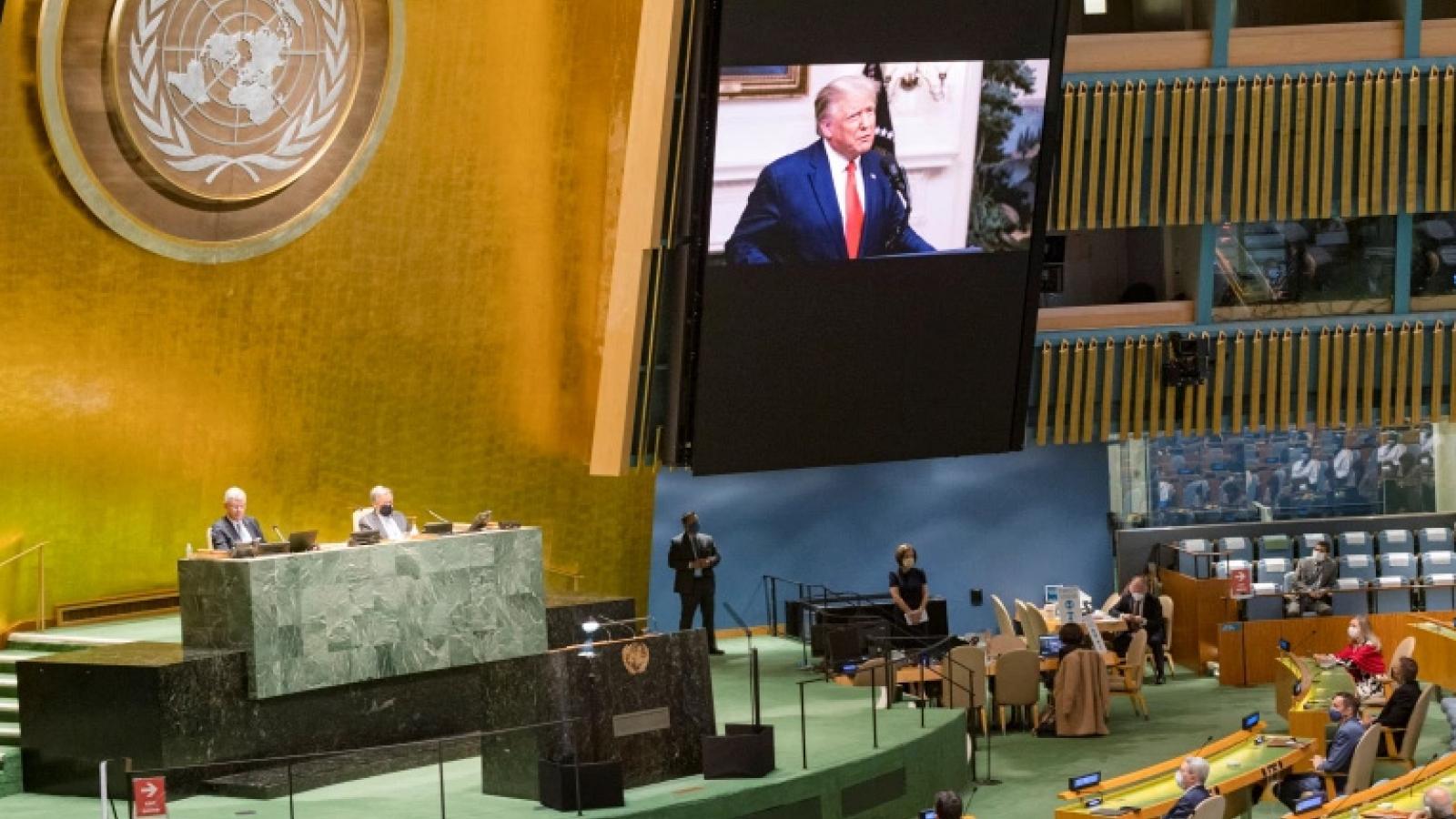 Thông điệp từ phiên thảo luận chung tại Liên Hợp Quốc