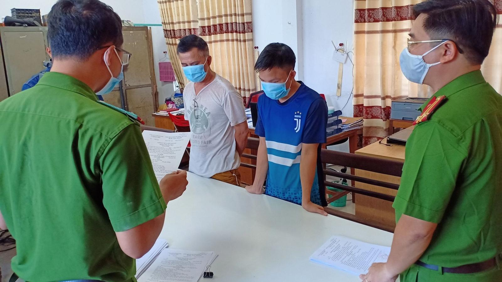Bắt chủ hiệu photo làm giả 121 con dấu, tài liệu của cơ quan, tổ chức ở Đà Nẵng