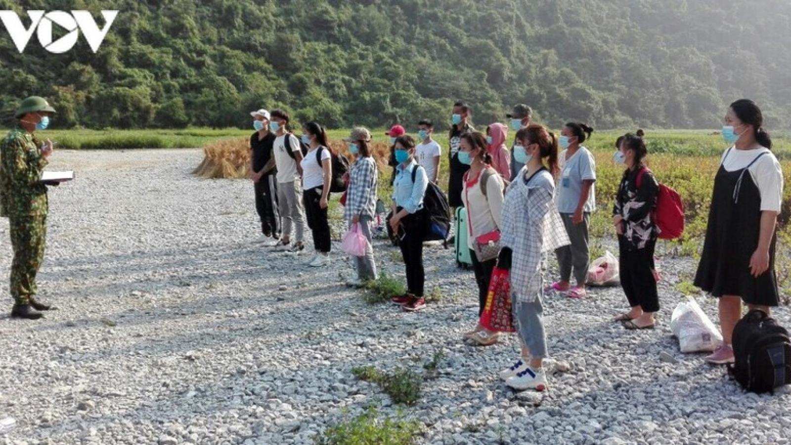 Nóng 24h: Phát hiện 15 đối tượng nhập cảnh trái phép từ Trung Quốc