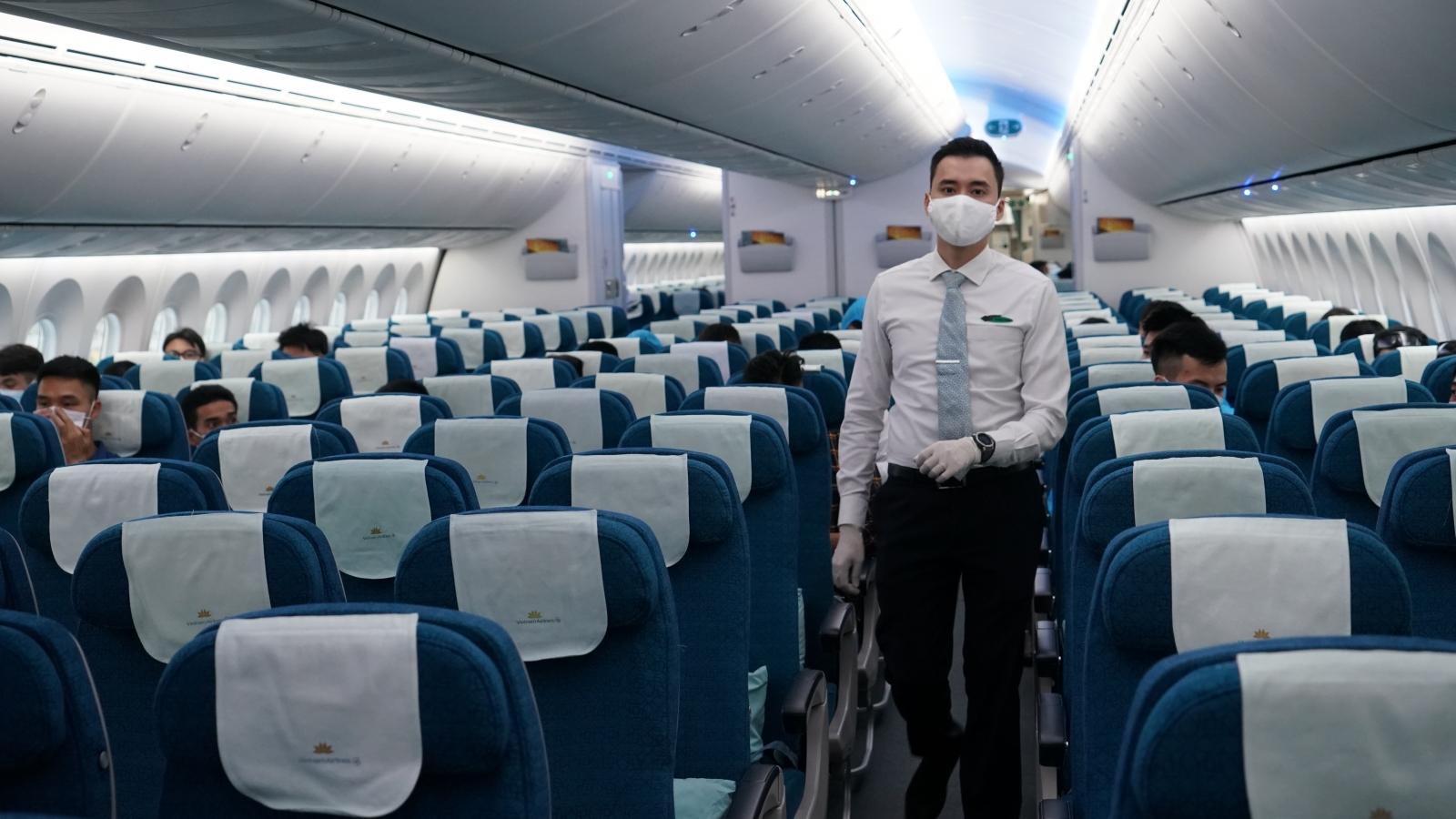 Chính phủ cho phép mở lại đường bay tới Thái Lan
