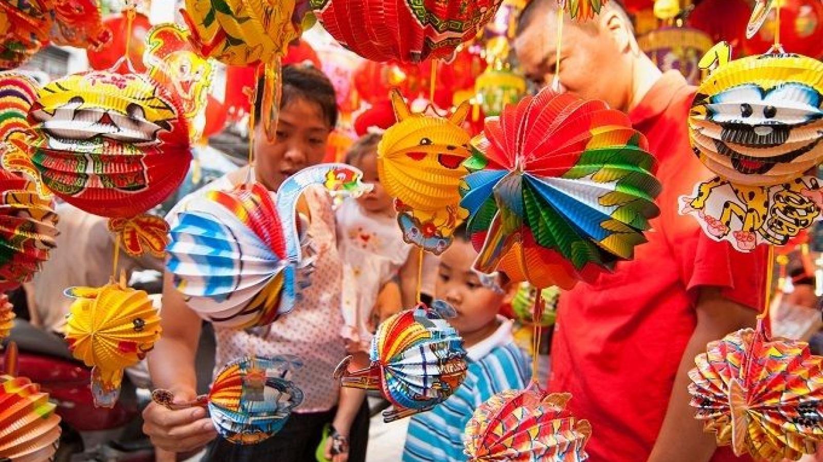 Vietnam set to endure rainy period during Mid-Autumn Festival