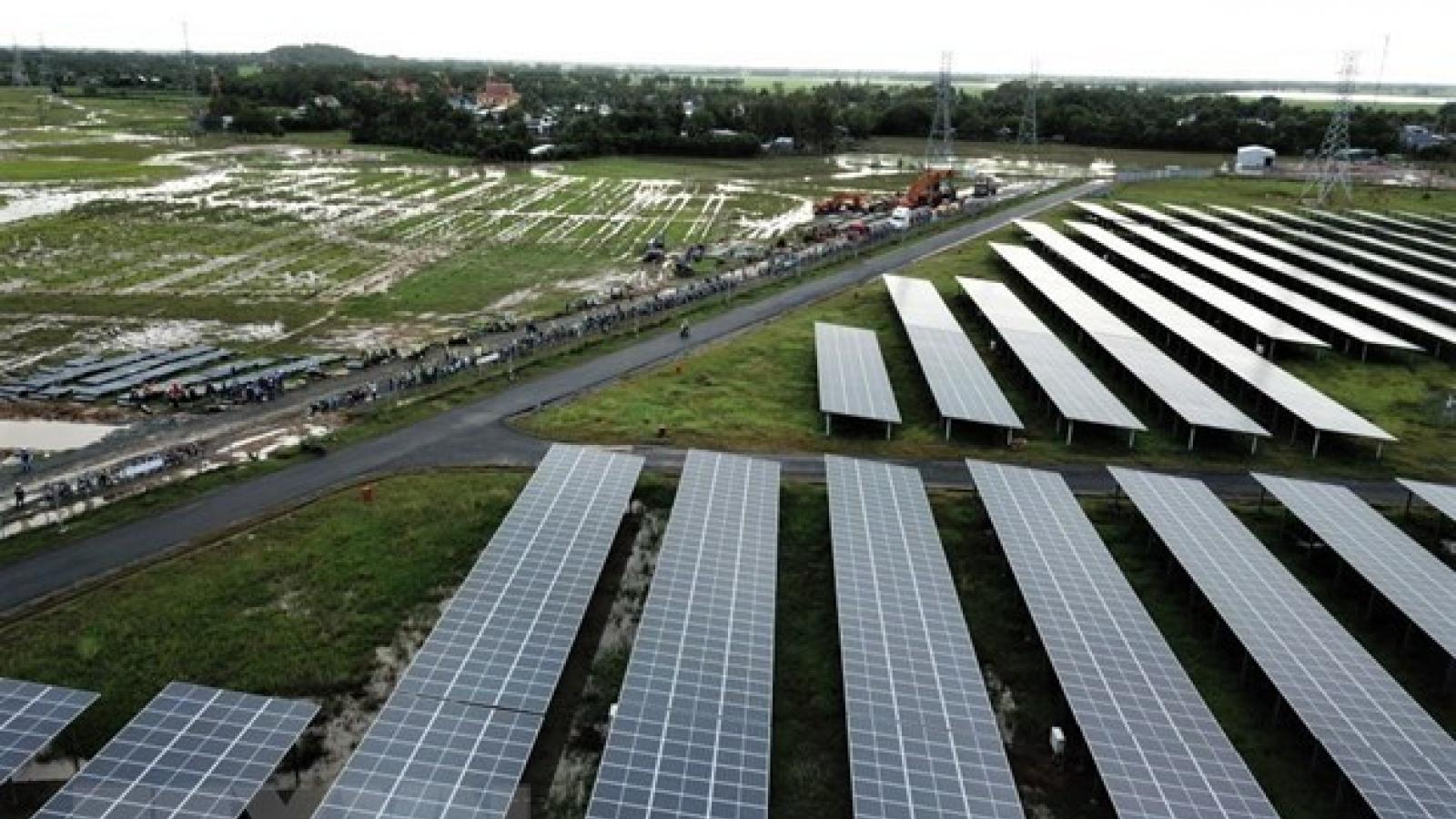 Vietnam steps up clean energy development: report