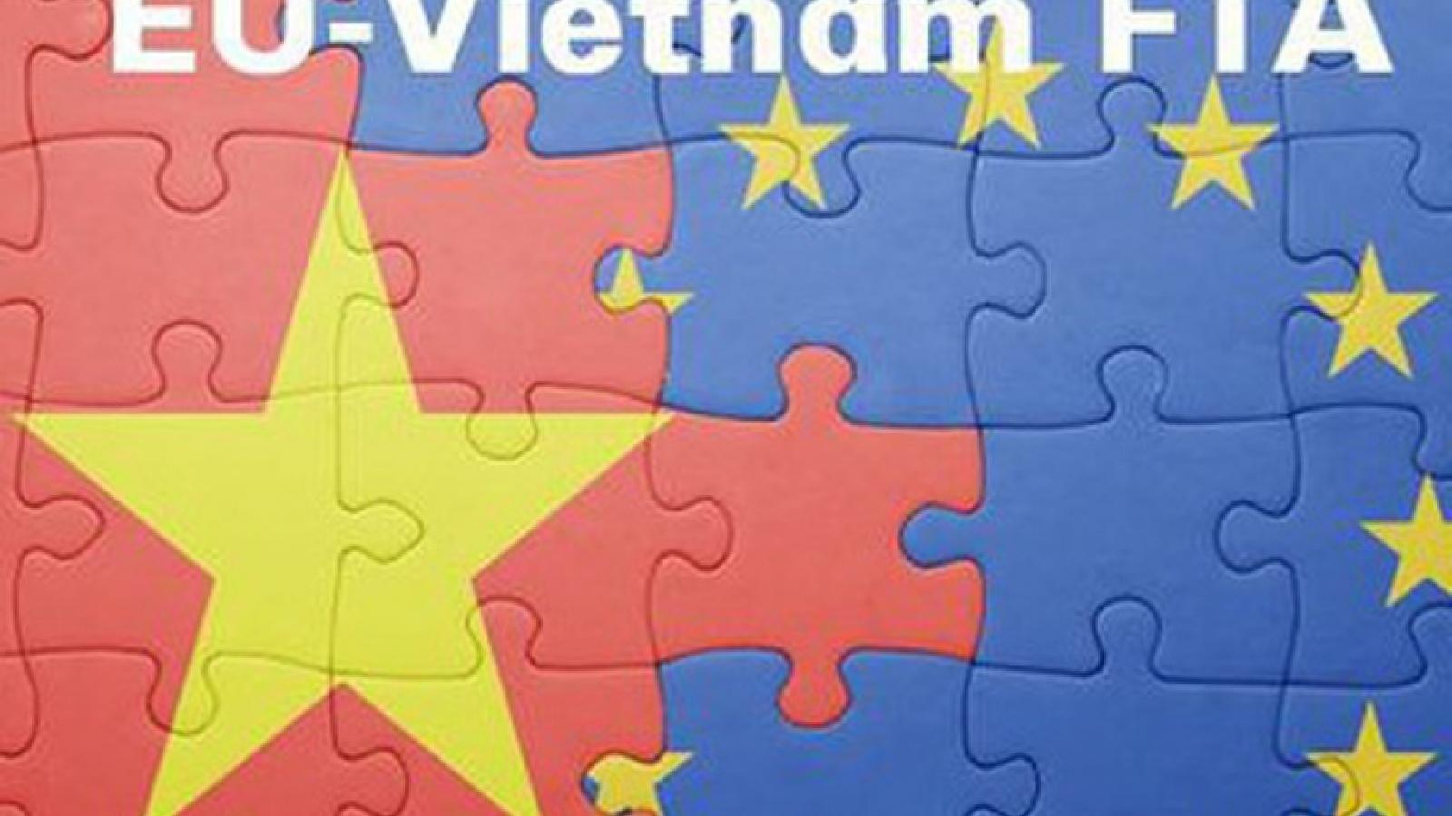 Việt Nam có thể vào Top 10 đối tác thương mại lớn nhất của EU