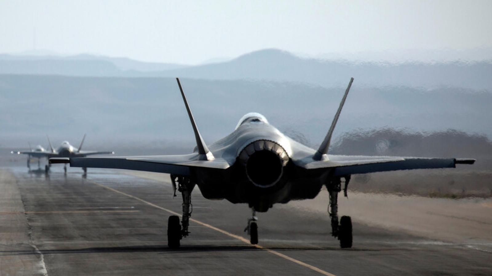 UAE muốn mua F-35 của Mỹ