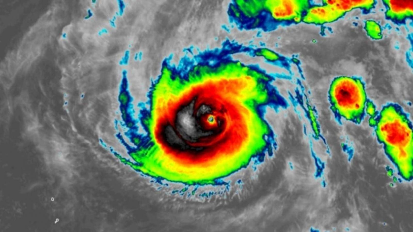 Biển Đông chuẩn bị xuất hiện vùng áp thấp có khả năng mạnh lên thành bão