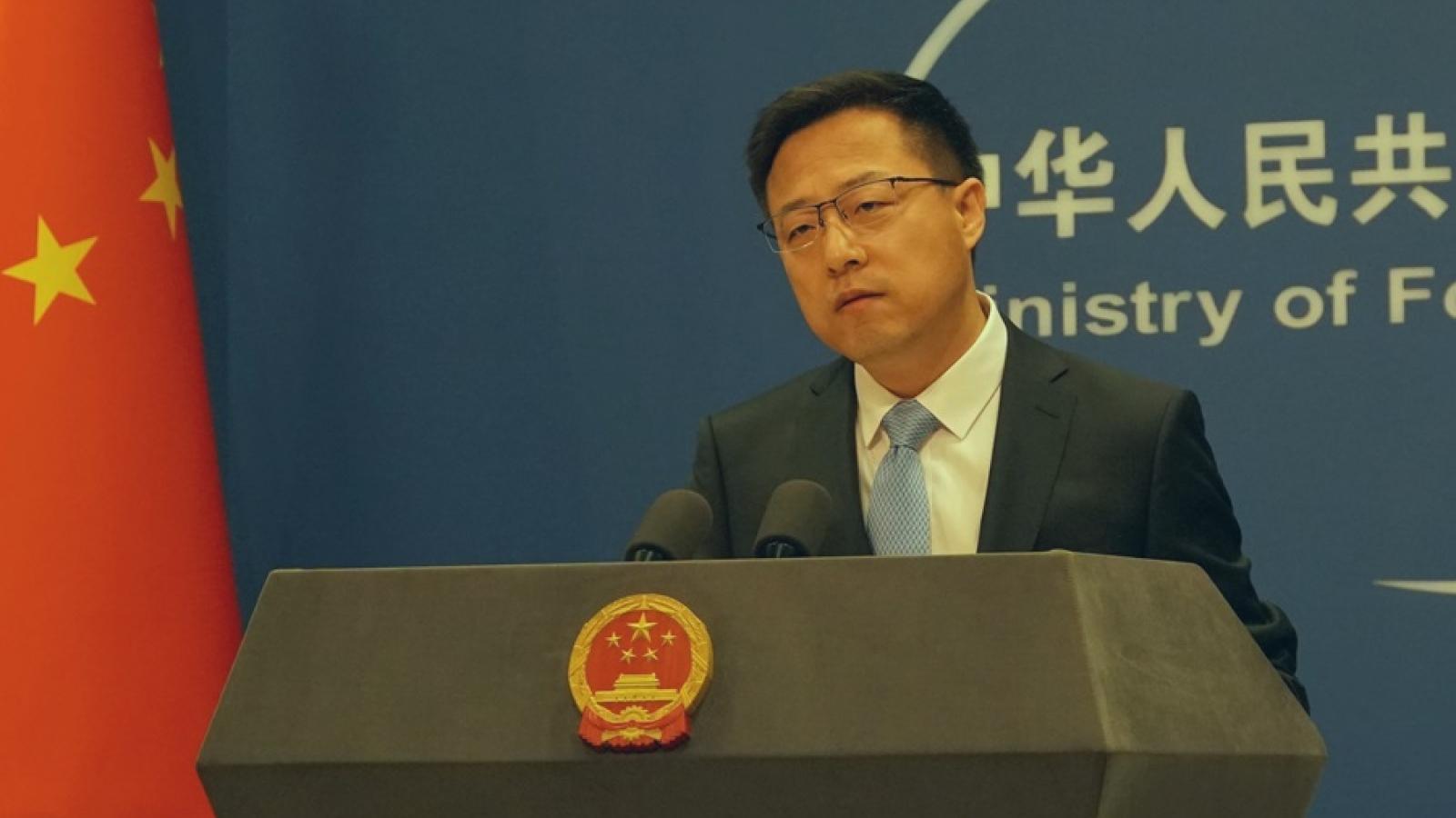 Trung Quốc chỉ trích tình báo Australia thẩm vấn phóng viên của Trung Quốc