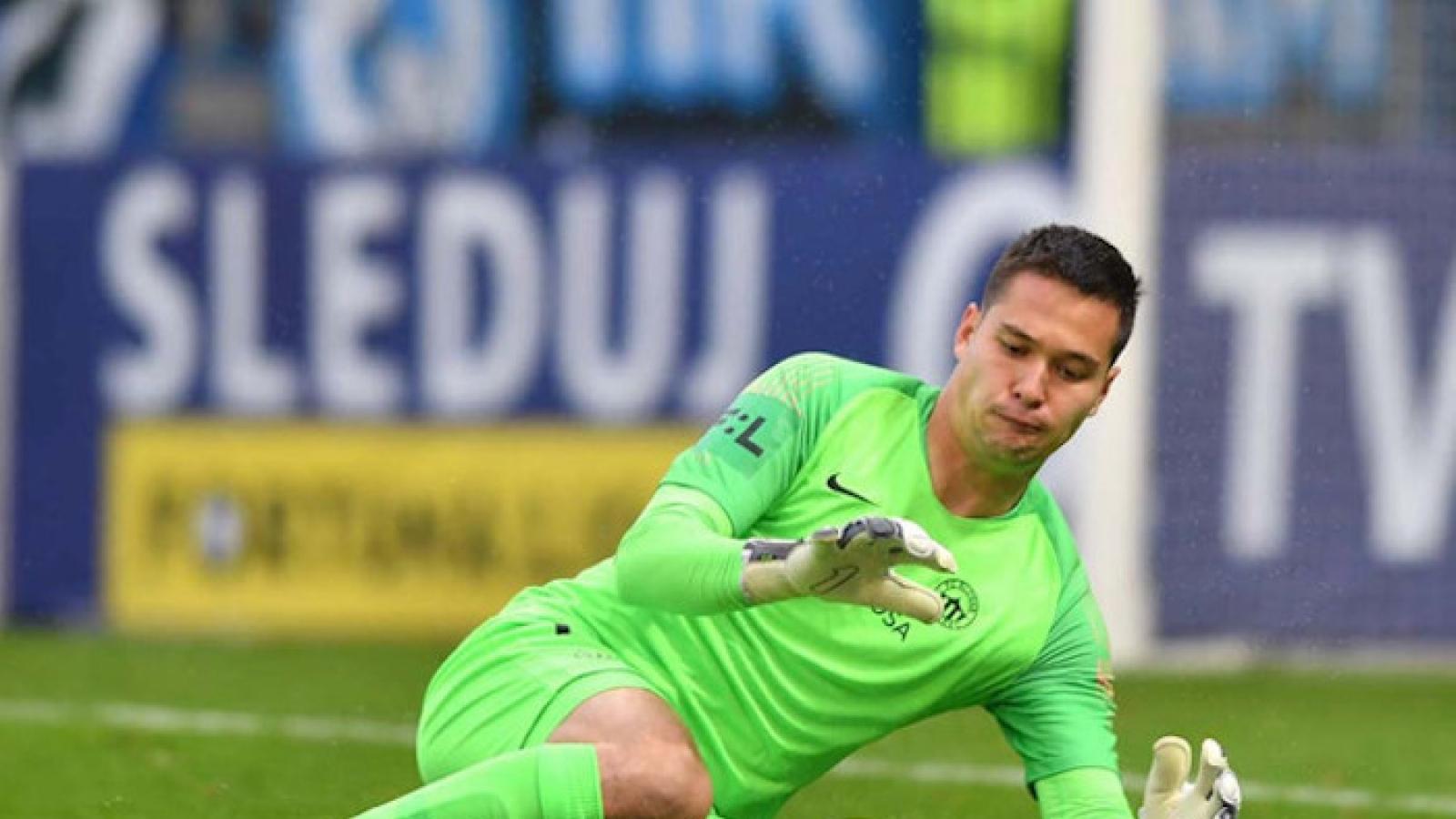 Filip Nguyễn được triệu tập lên tuyển CH Séc