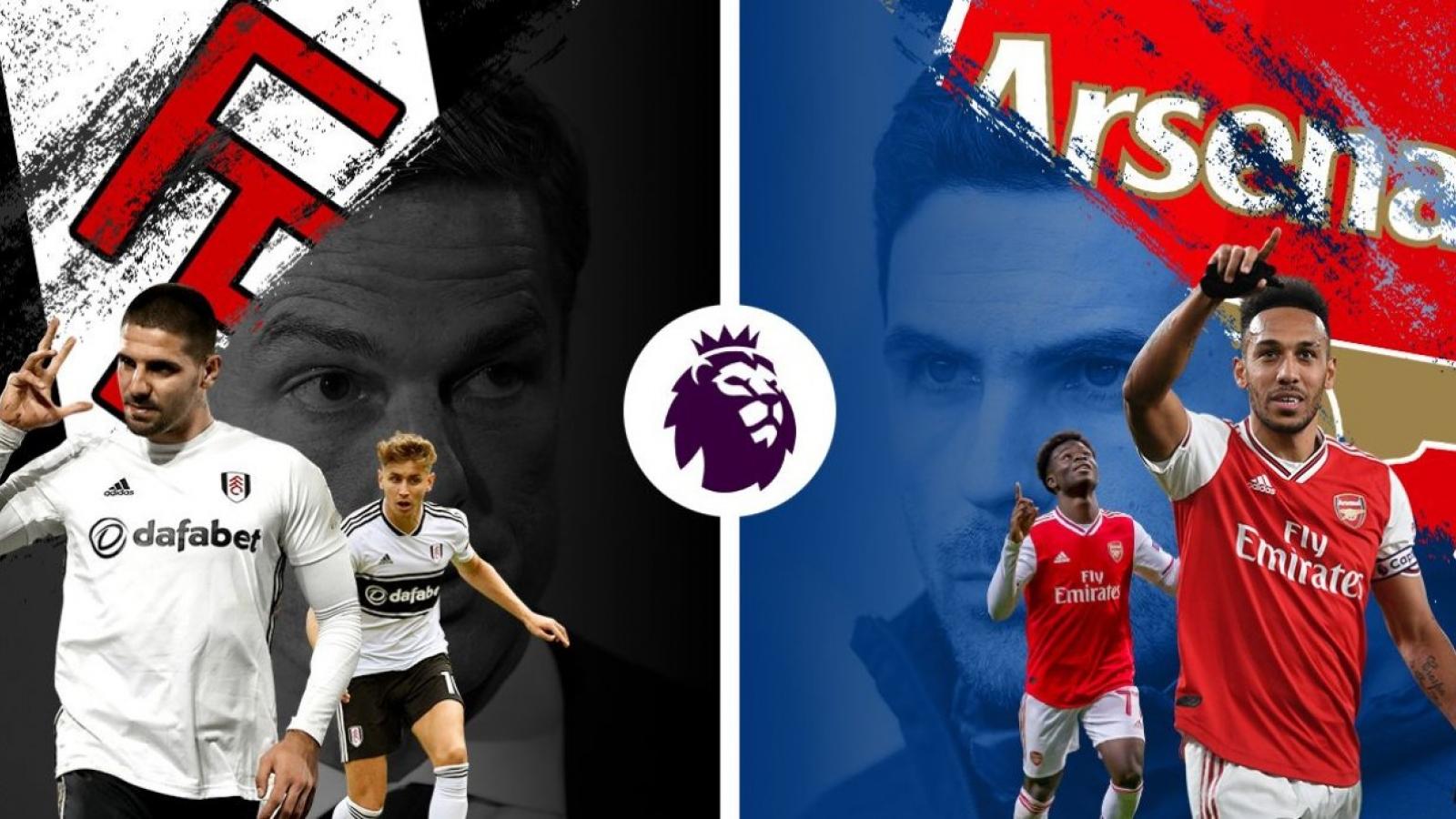 Fulham - Arsenal: Derby London khai màn Premier League 2020/2021