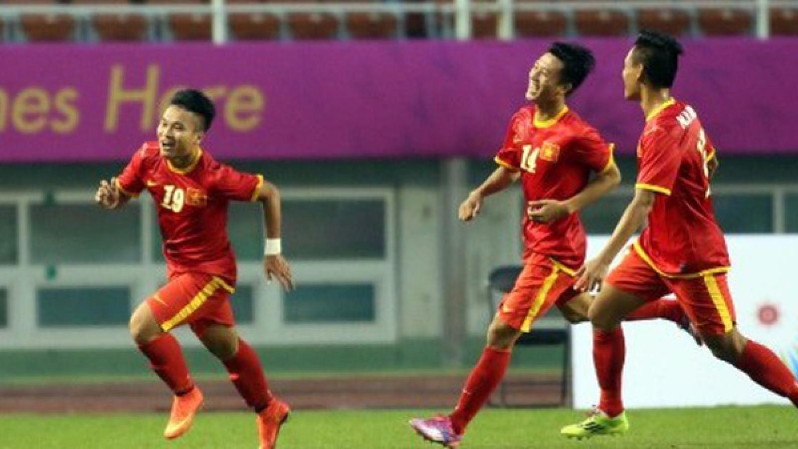 """Ngày này năm xưa: Olympic Việt Nam tạo nên """"địa chấn"""" ở châu Á"""