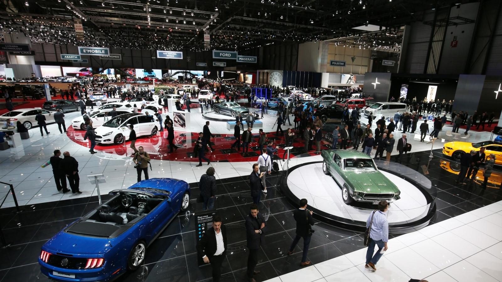 Triển lãm Geneva Motor Show sẽ được tổ chức trở lại?
