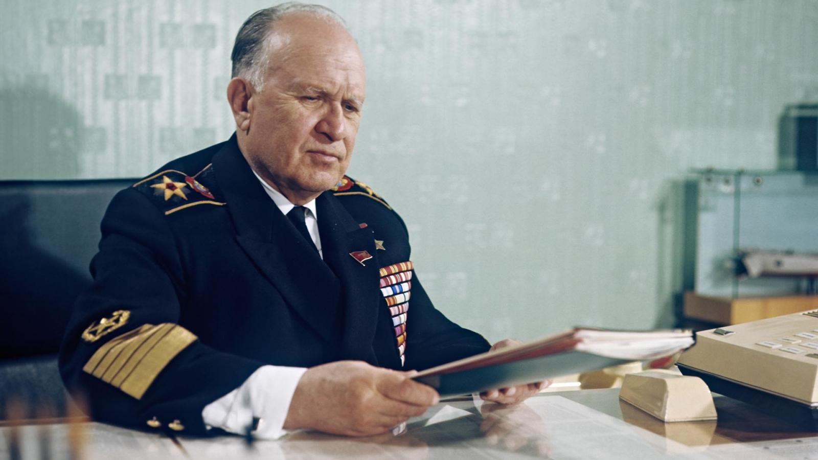 Sergey Gorshkov – kiến trúc sư trưởng của Hải quân Liên Xô