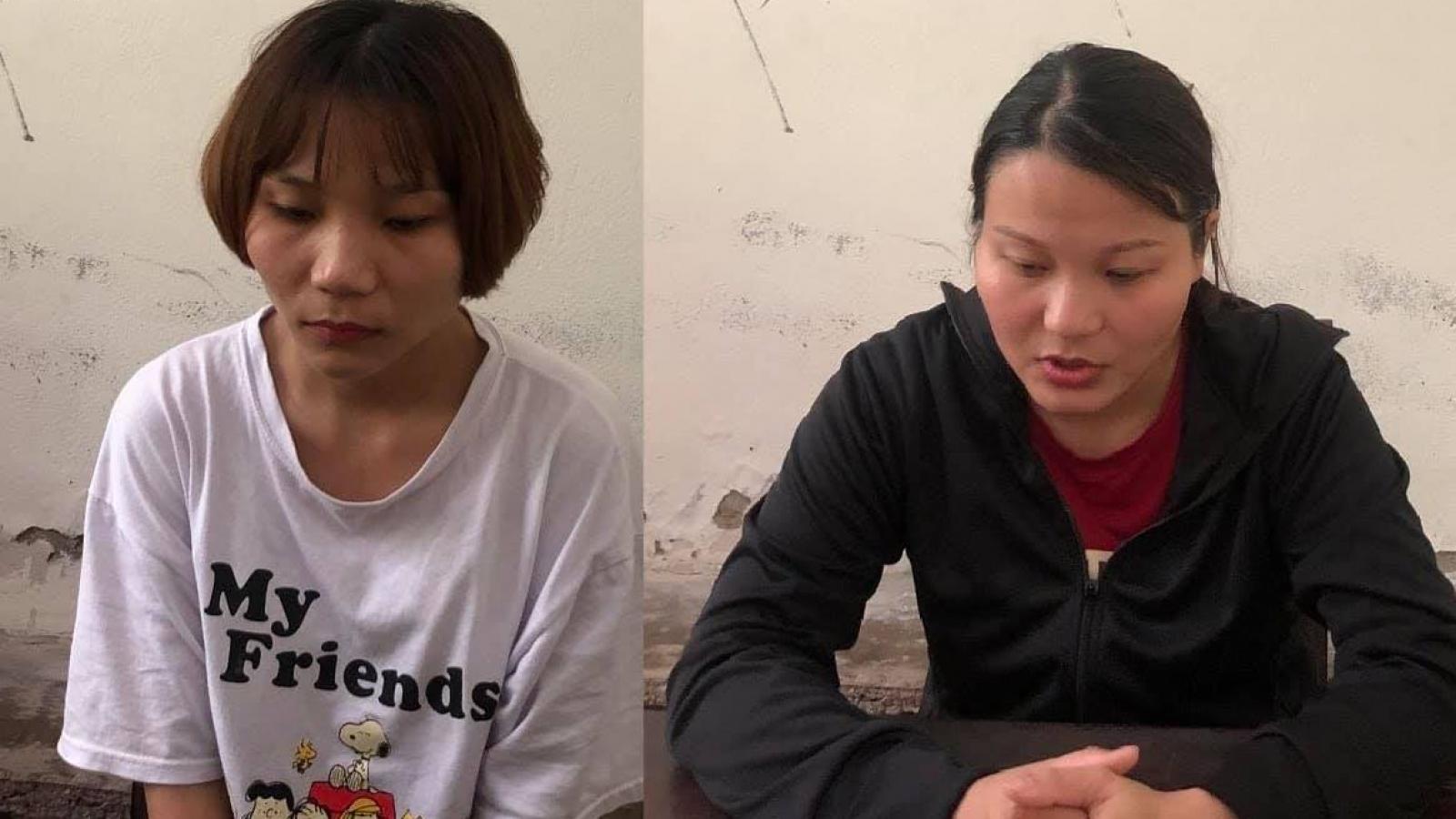"""Hai chị em """"tuyển"""" người sang Trung Quốc mang thai hộ"""