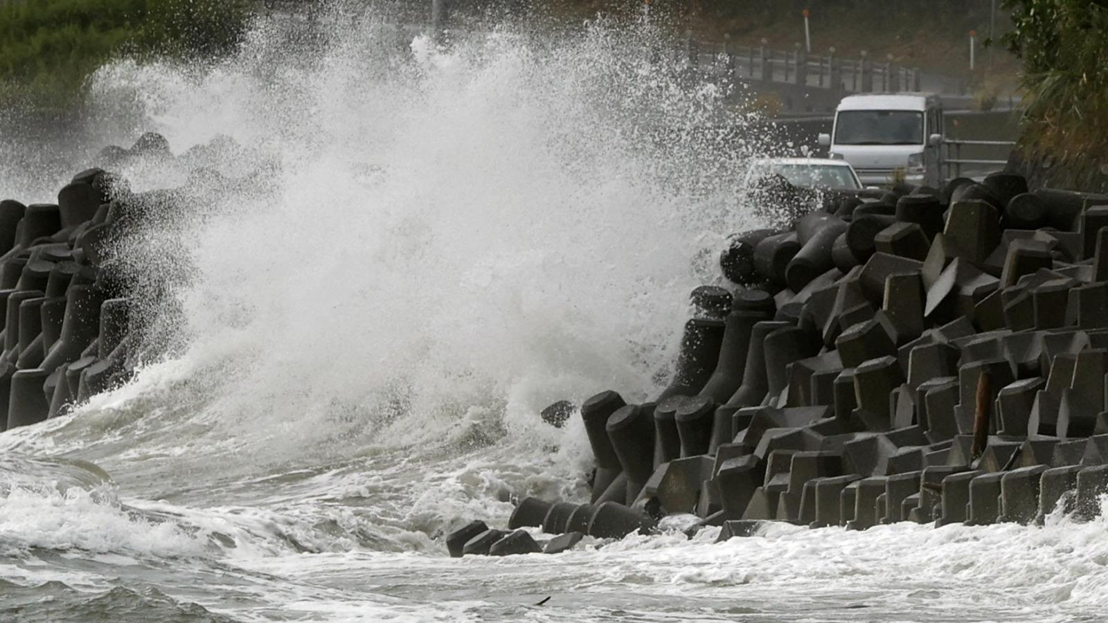 Nhật Bản xác định danh tính nạn nhân người Việt Nam mất tích do bão Haishen
