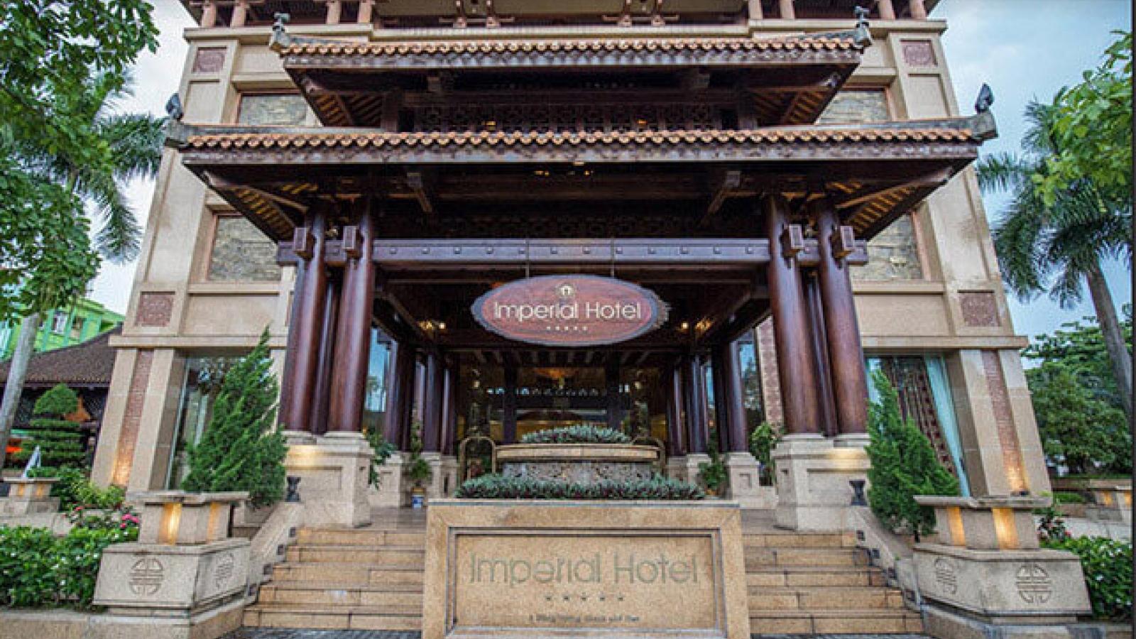 Mua bán nợ xấu theo Nghị quyết 42:Nợ xấu Khách sạn Hoàng Cung và lý sự của hai bên