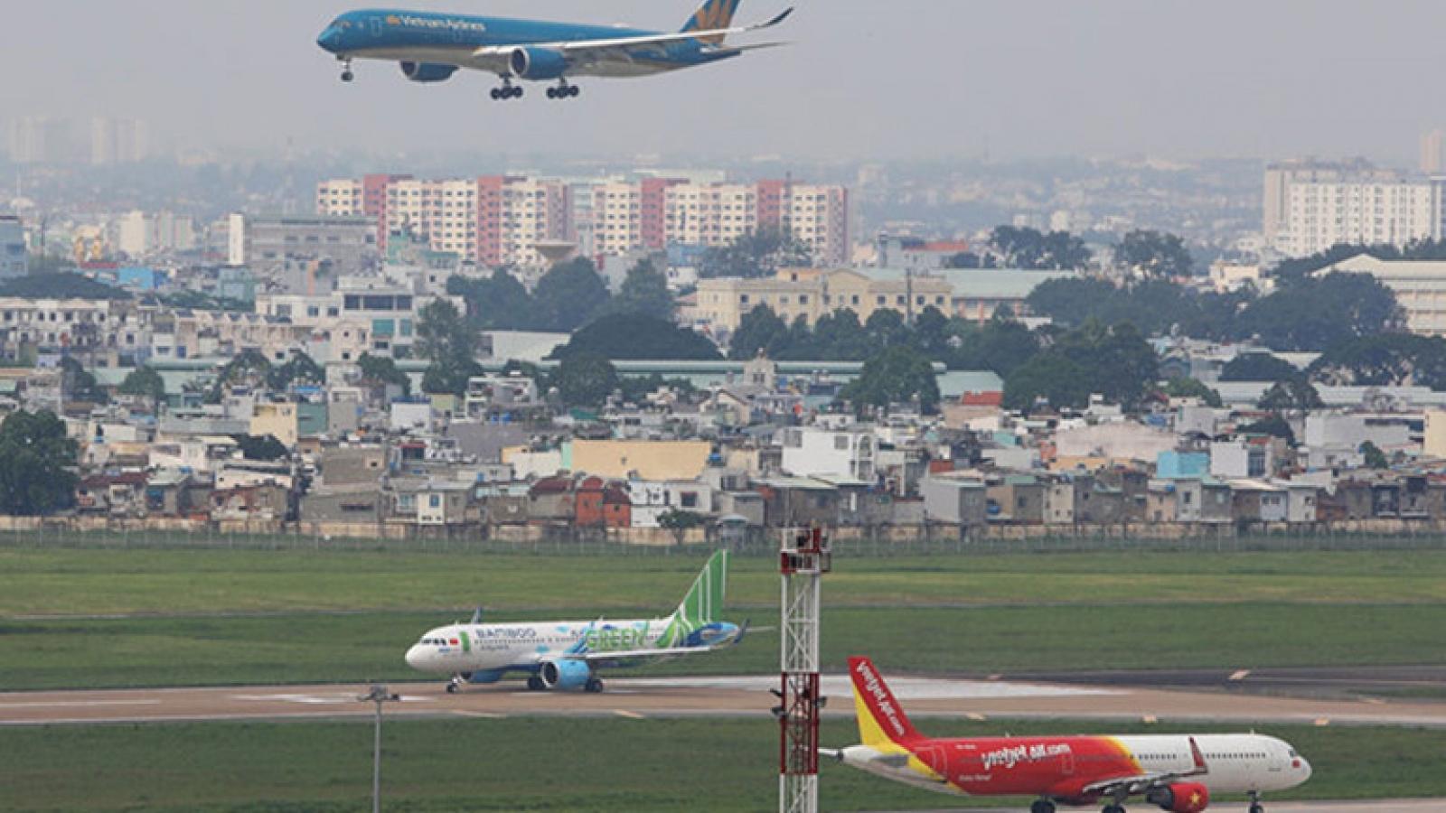Việt Nam nối lại một số đường bay quốc tế thường lệ