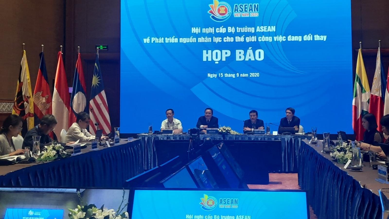 Thành lập Hiệp hội giáo dục nghề nghiệp ASEAN