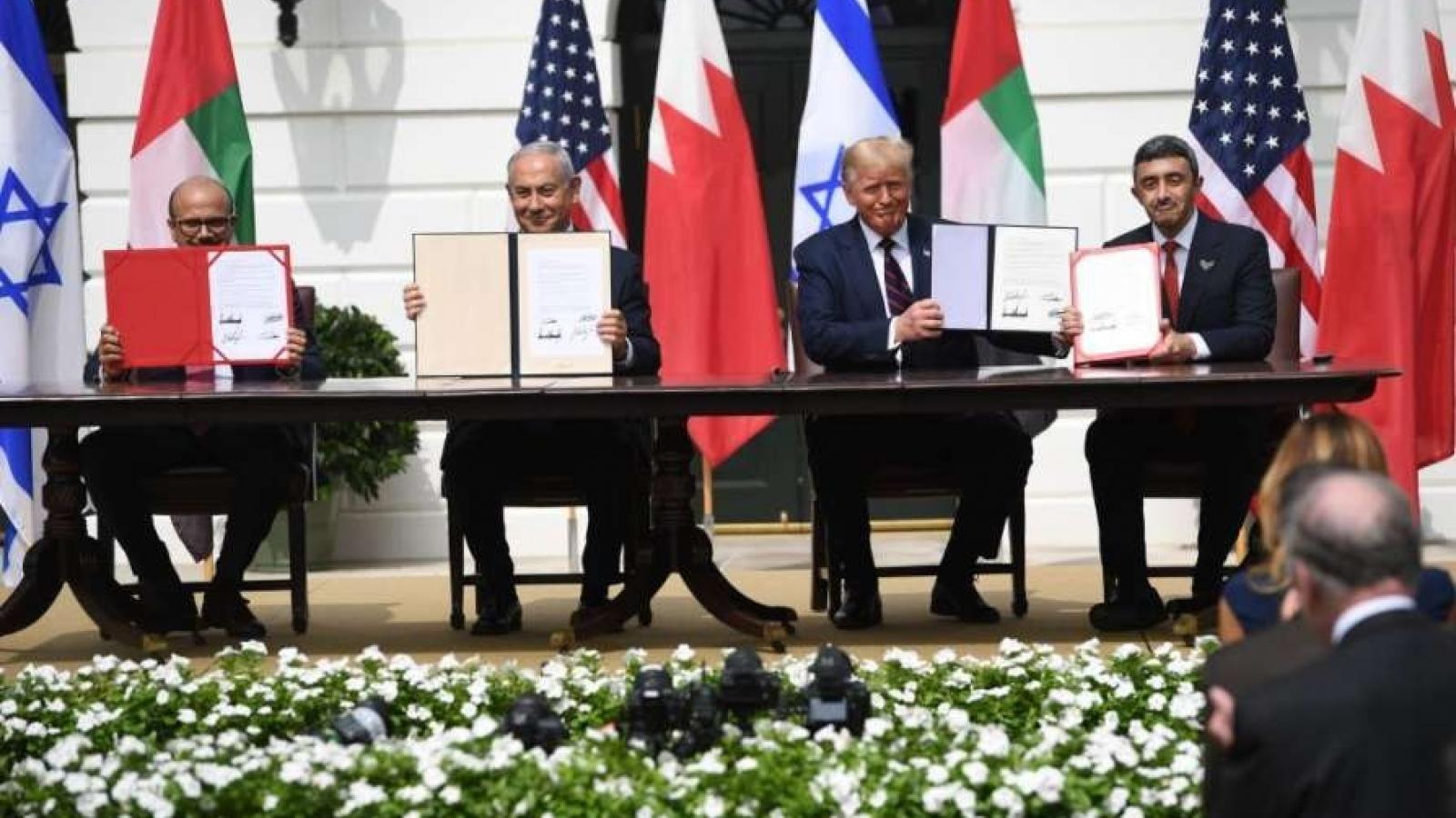 Thỏa thuận hòa bình Israel-Bahrain sẽ tái định hình Trung Đông ra sao?