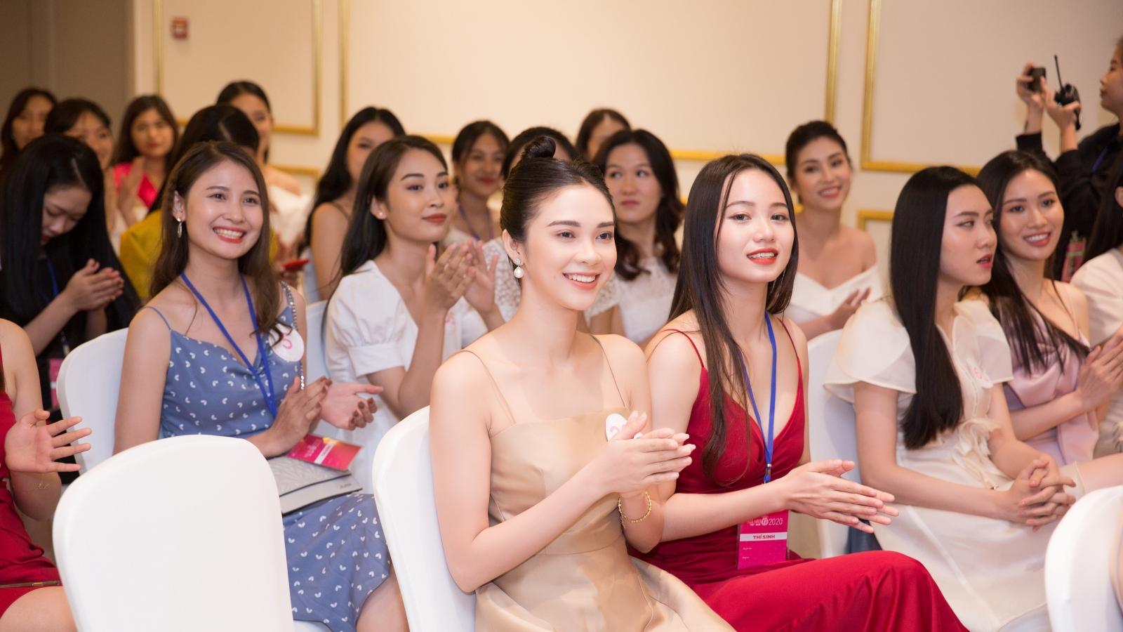 Lộ diện 30 gương mặt cuối cùng của vòng Bán kết Hoa Hậu Việt Nam 2020