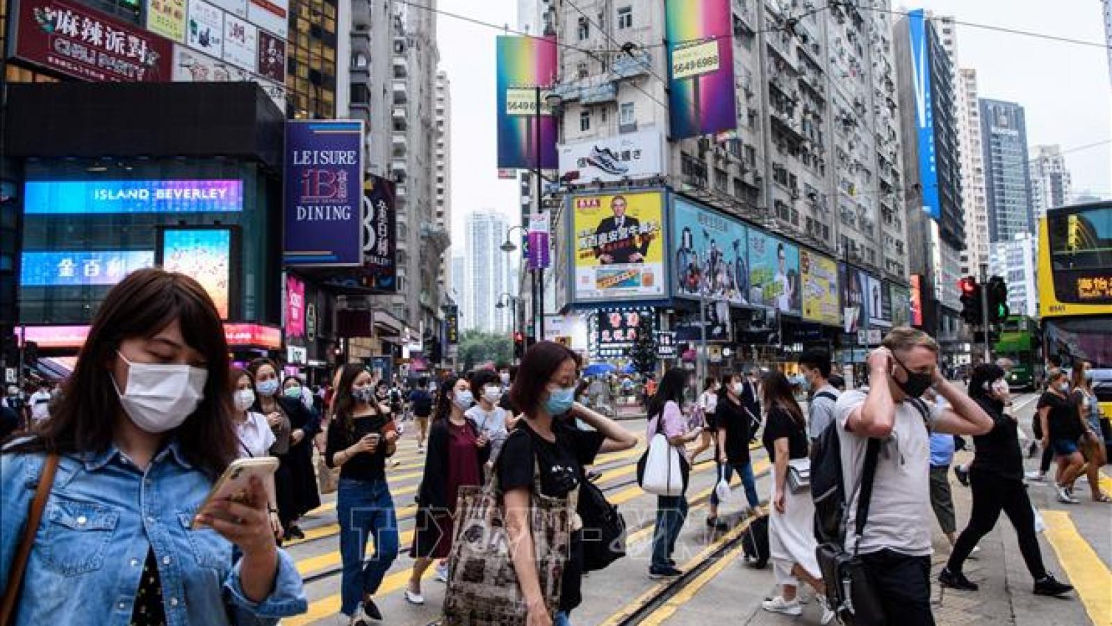 Khoảng 23% dân số Hong Kong (Trung Quốc) đã tham gia xét nghiệm Covid-19 tự nguyện
