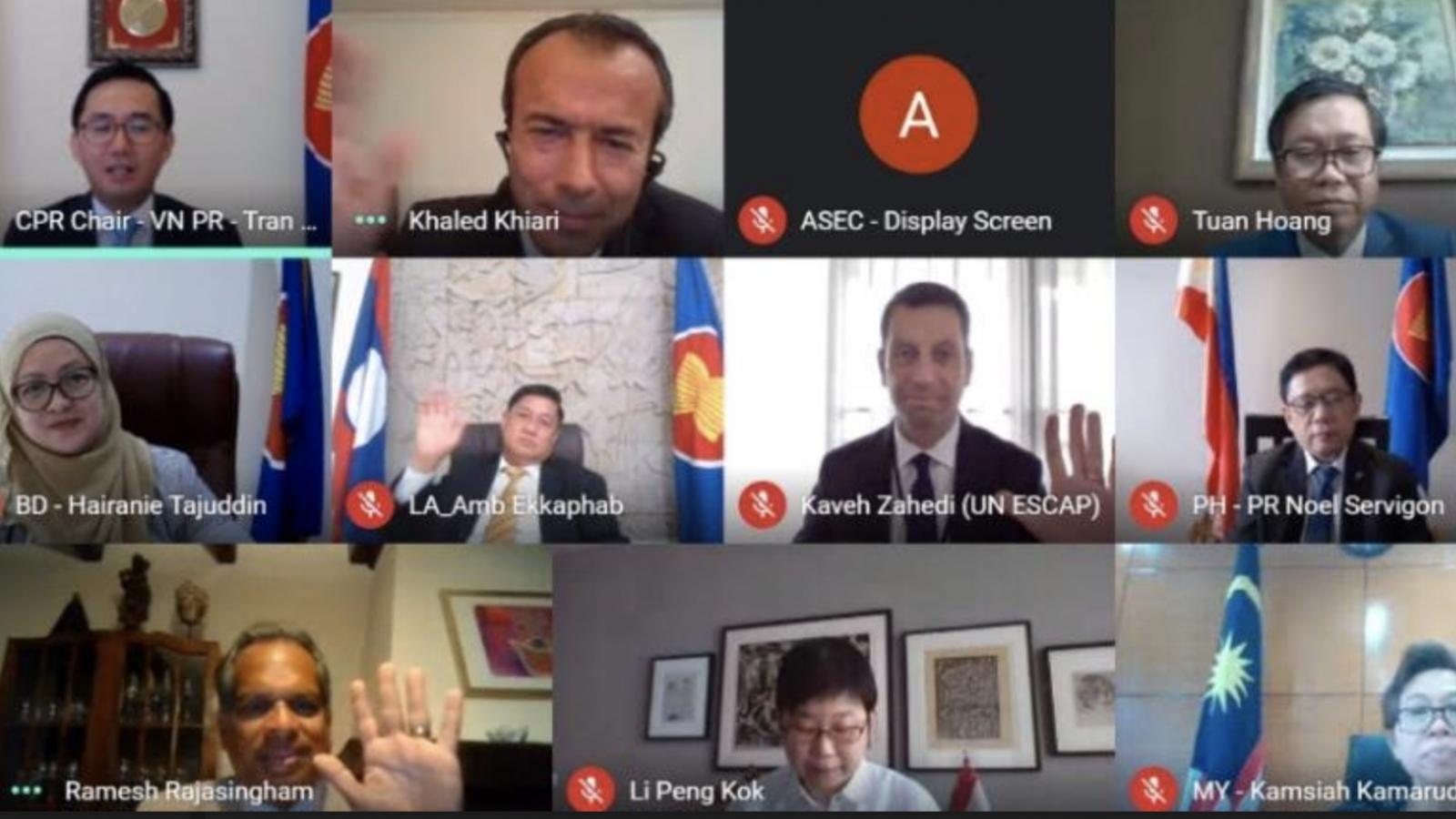 LHQ ủng hộ các sáng kiến của ASEAN và Việt Nam trong ứng phó đại dịch