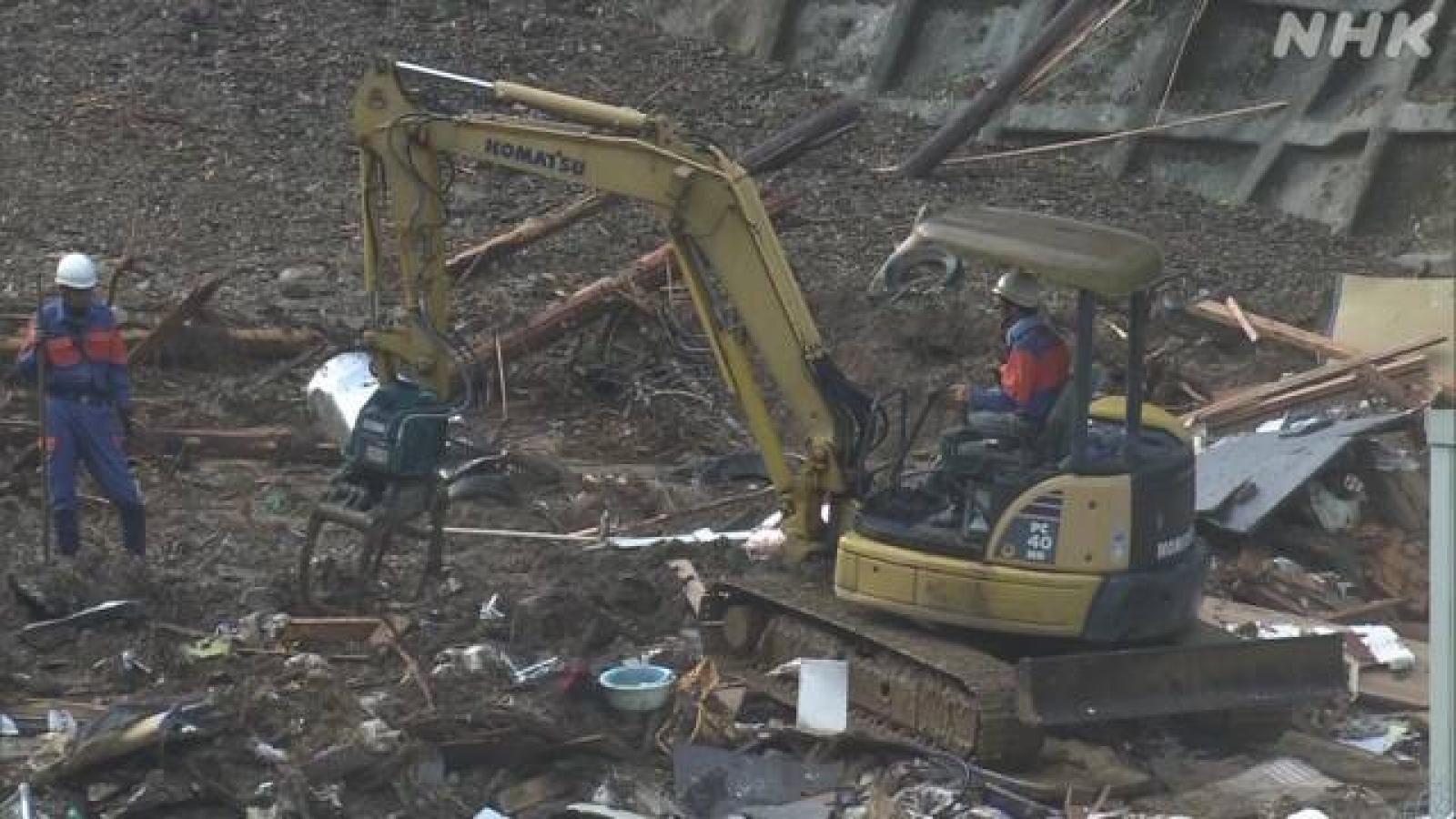 Gần 100 người thương vong ở Nhật Bản do ảnh hưởng của siêu bão Haishen
