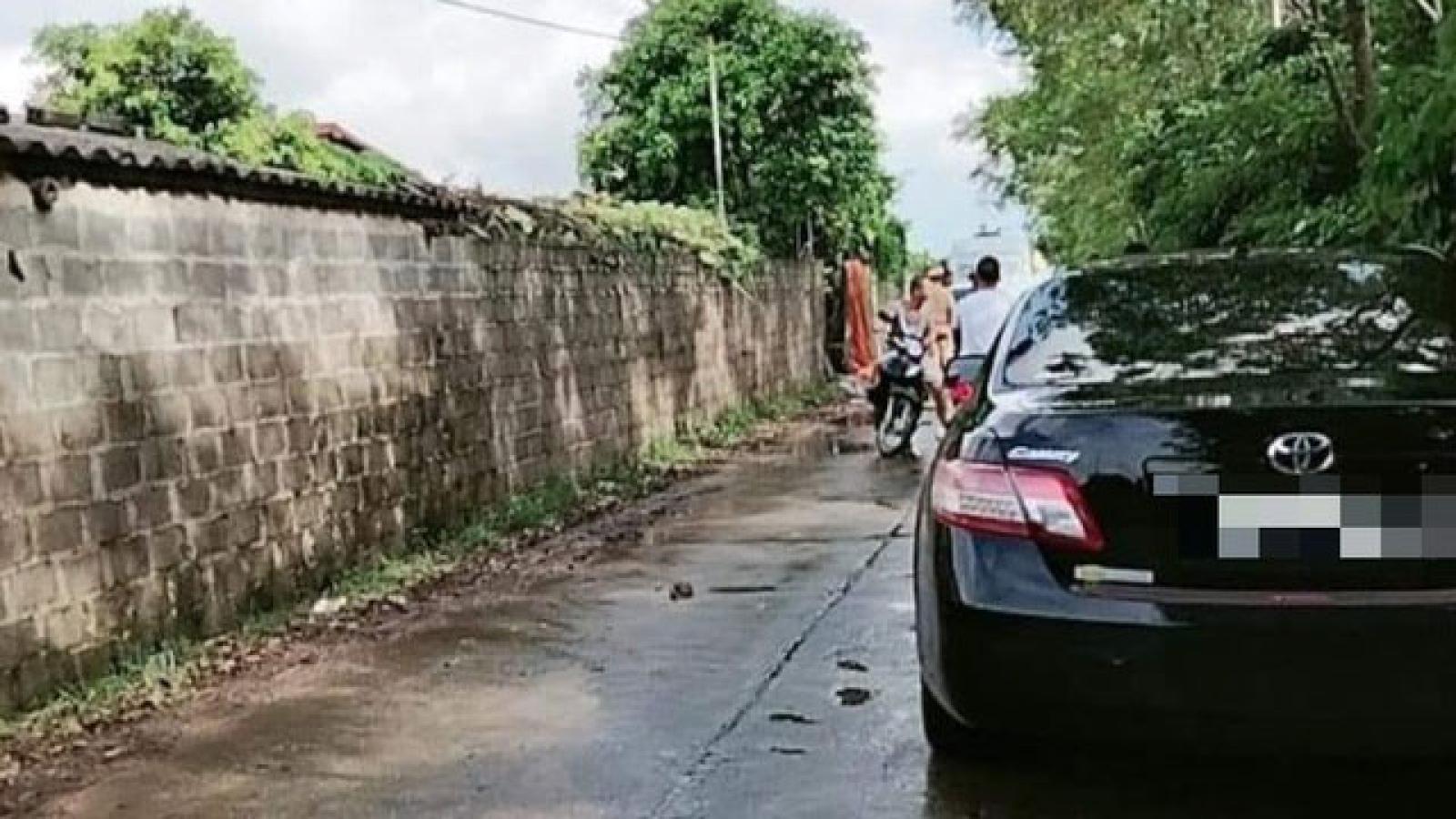 Người đàn ông nghi bị sát hại tại nhà riêng ở Hưng Yên