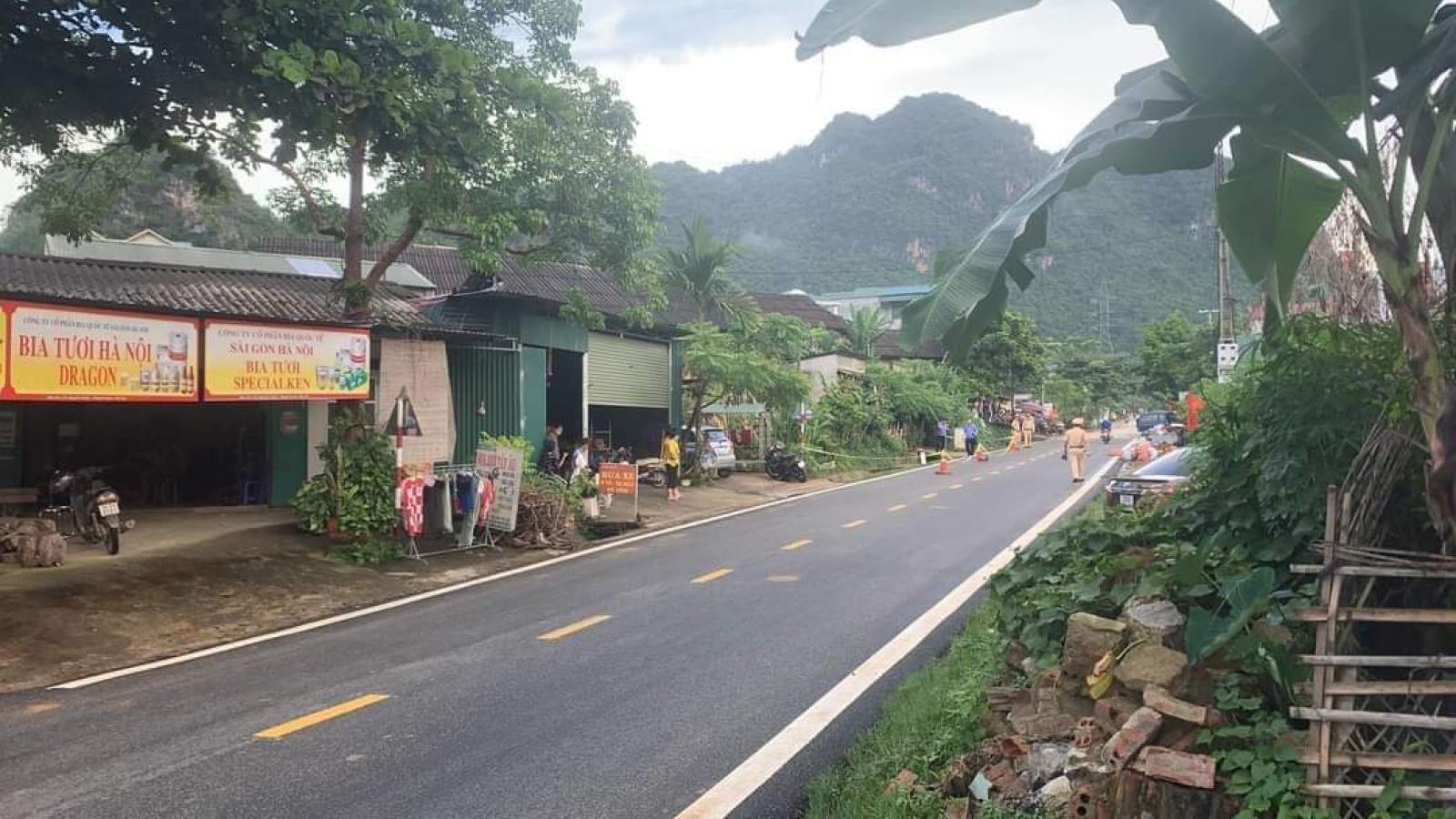 Một công an viên ở Sơn La hy sinh khi làm nhiệm vụ