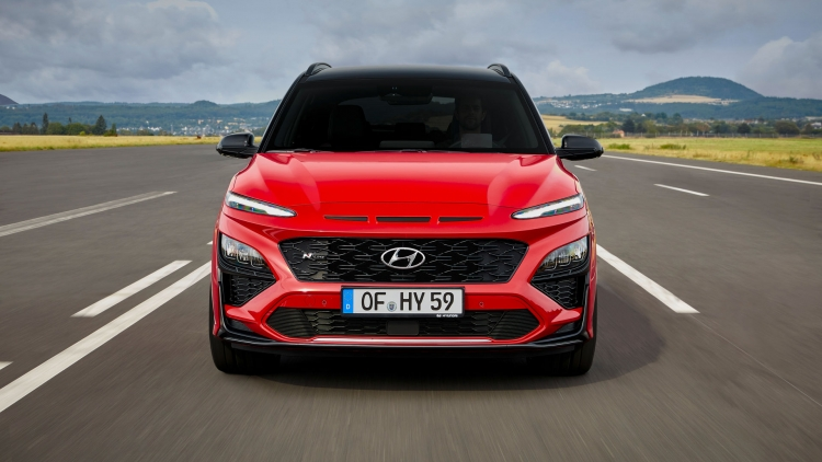 Cận cảnh Hyundai Kona bản nâng cấp vừa ra mắt