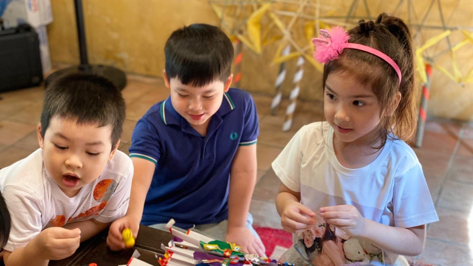 Nhiều hoạt động đặc sắc vui đón Tết Trung thu ở phố cổ Hà Nội