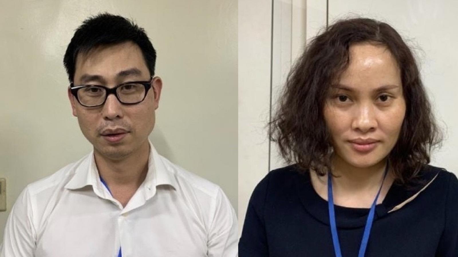 Khởi tố 3 bị can liên quan vụ Chiếm đoạt tài sản ở bệnh viện Bạch Mai