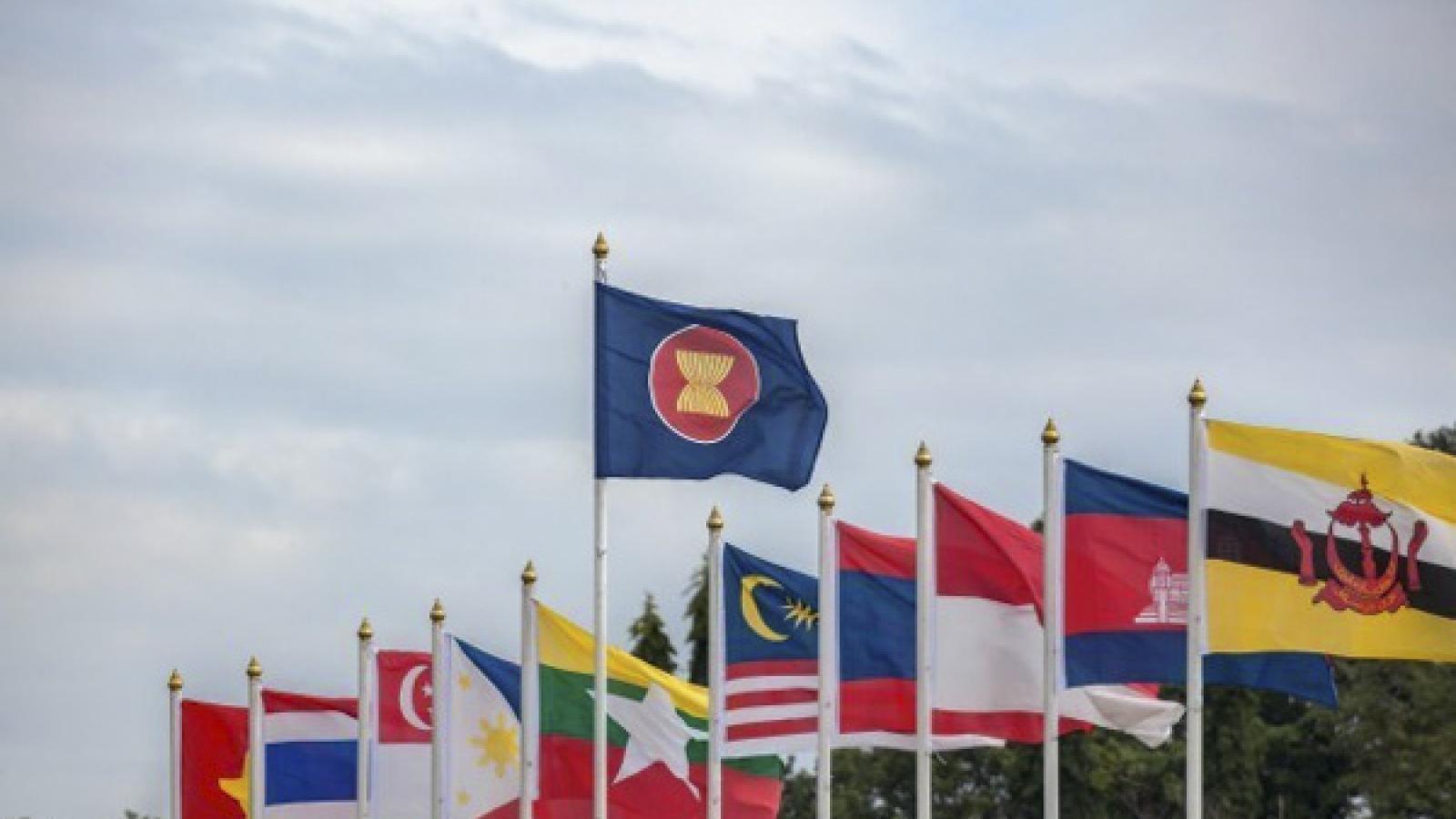 Mỹ cam kết củng cố quan hệ đối tác chiến lược với ASEAN