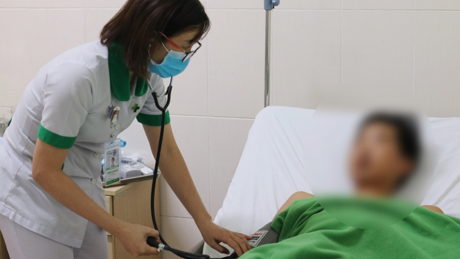 Cấp cứu thành công bệnh nhân xuất huyết nội do vỡ lách độ 3