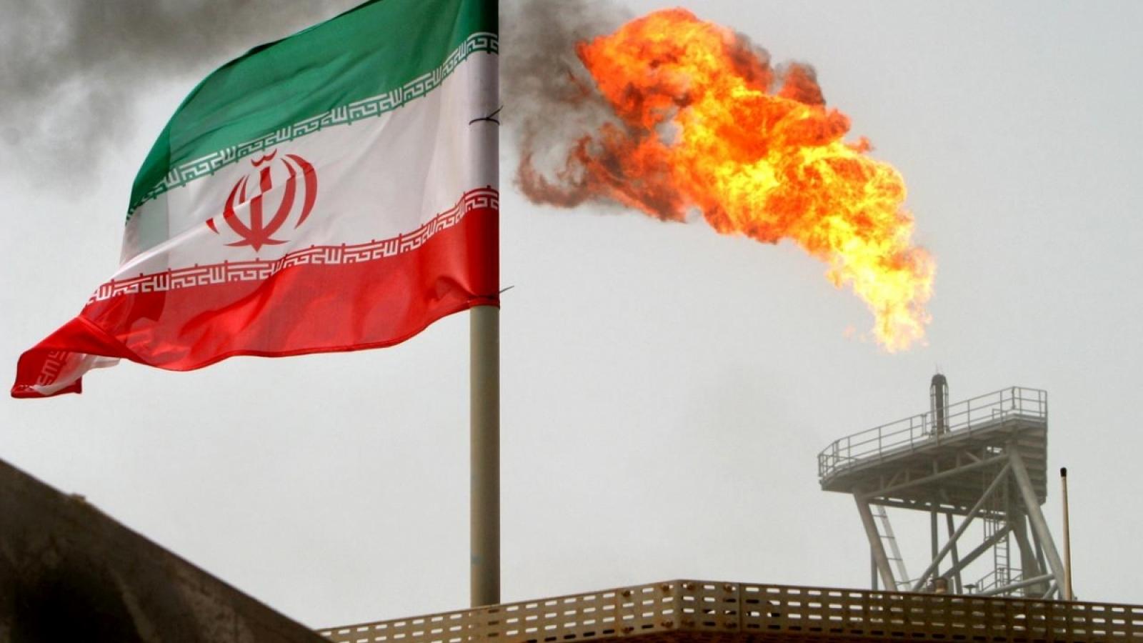 Tổng thống Mỹ sẽ ban hành sắc lệnhtrừng phạt hoạt động buôn bán vũ khí của Iran