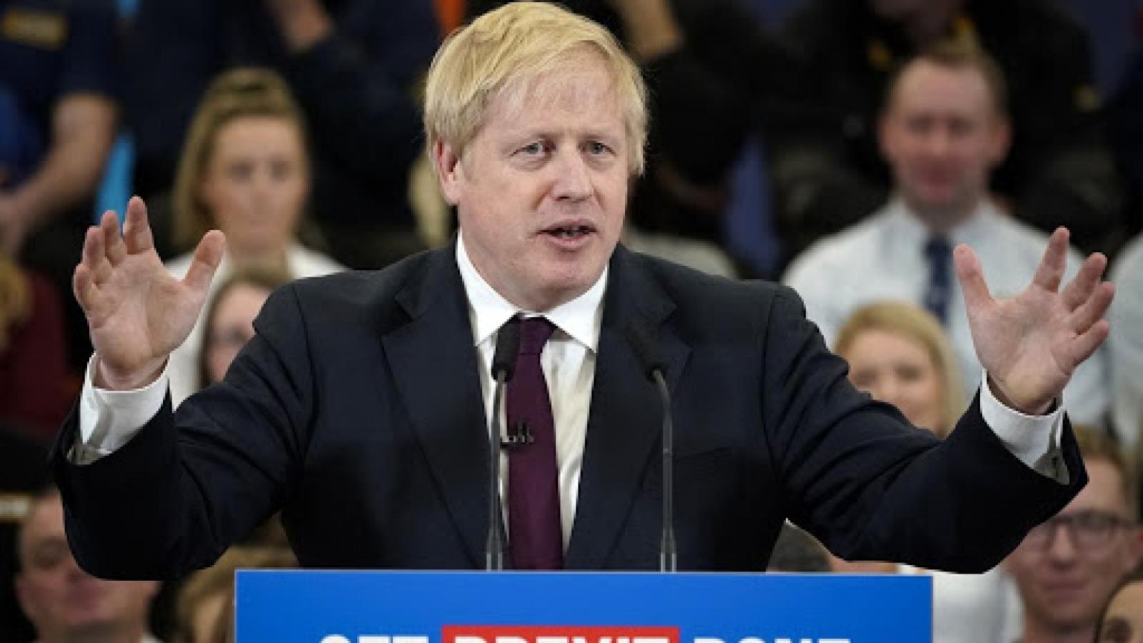 Brexit gặp khó, Anh muốn lật lại thỏa thuận chia tay với EU