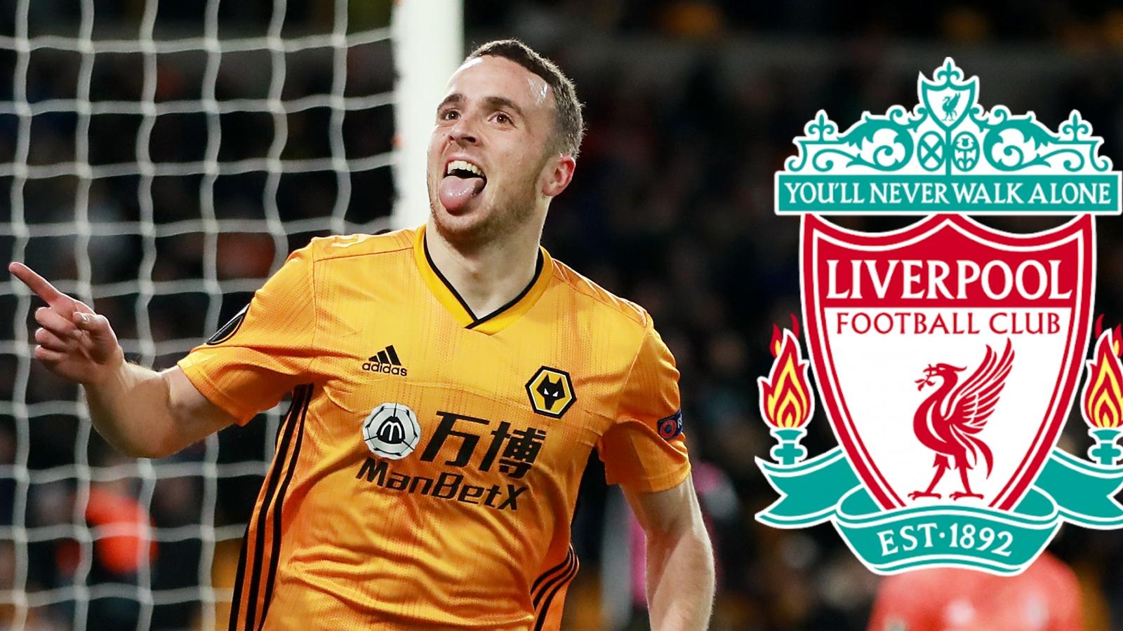 Liverpool mua Diogo Jota với mức giá đắt gấp đôi Thiago Alcantara