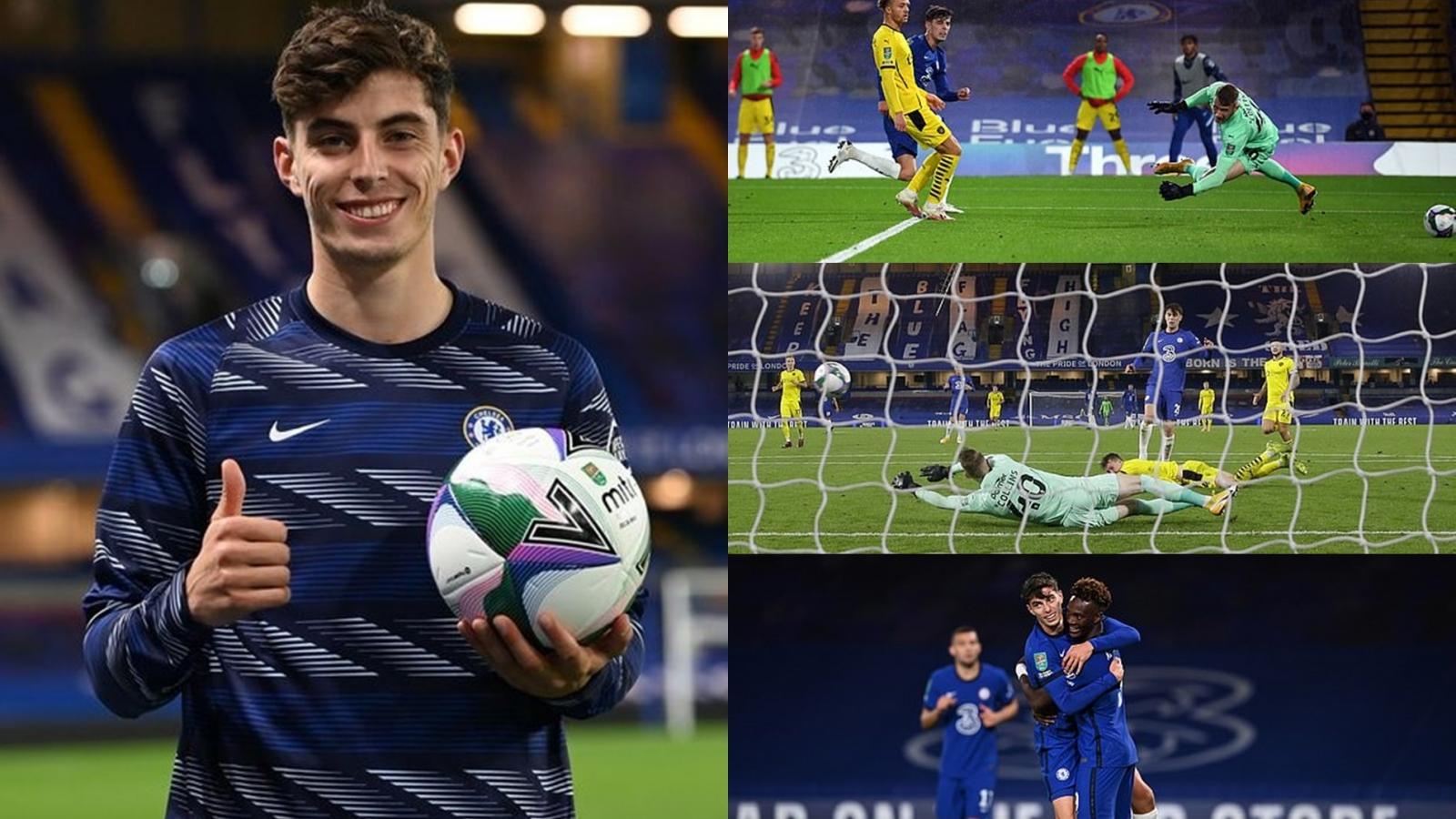 Lập hat-trick giúp Chelsea thắng 6-0, Kai Havertz đập tan mọi nghi ngờ