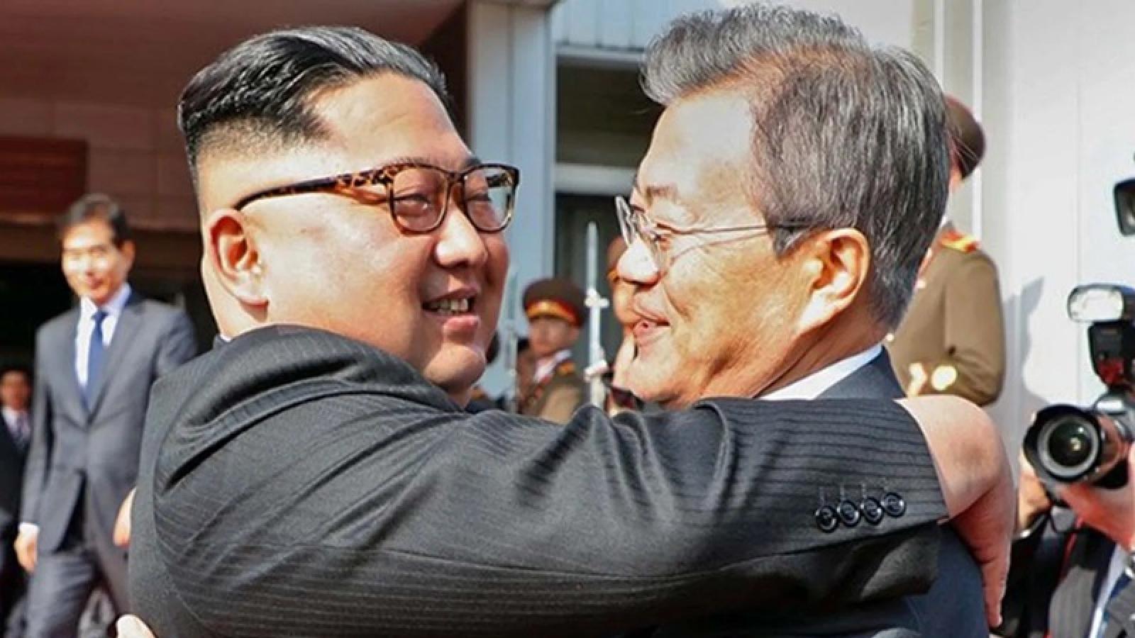 Tiết lộ nội dung thư trao đổi của 2 nhà lãnh đạo Hàn Quốc và Triều Tiên