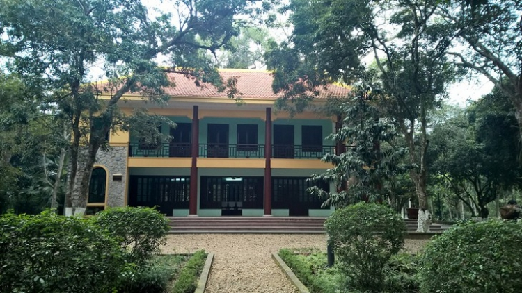 K9 historical site revives memory of President Ho Chi Minh