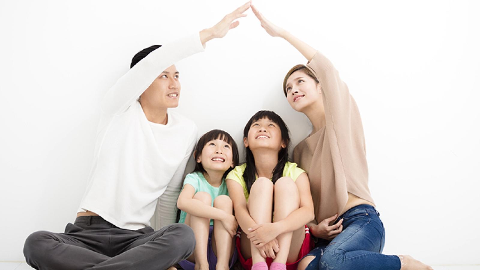 8 thói quen đơn giản cần có để trở thành cha mẹ tốt