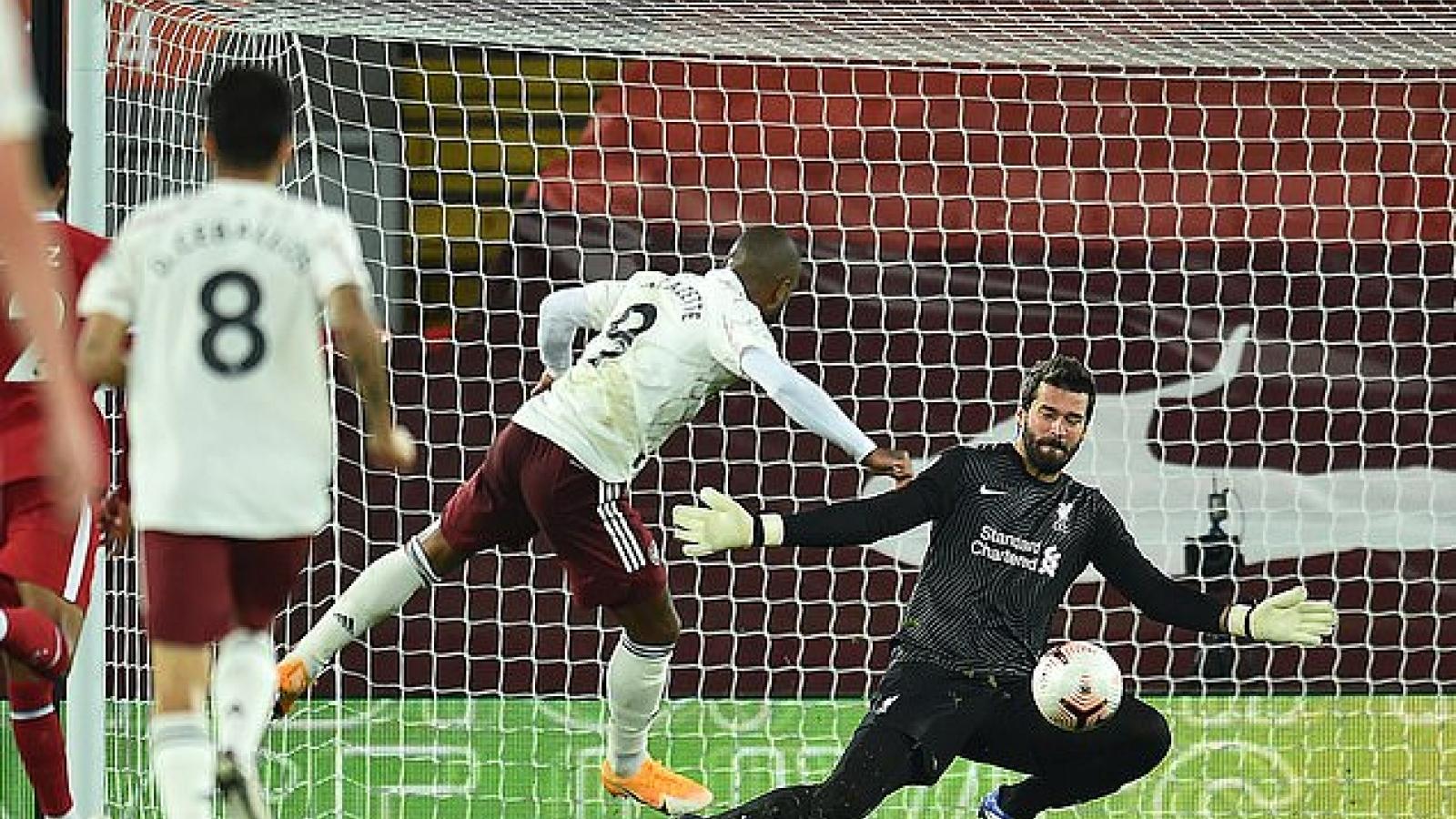 Arsenal thua Liverpool, HLV Arteta chỉ trích tiền đạo chủ lực