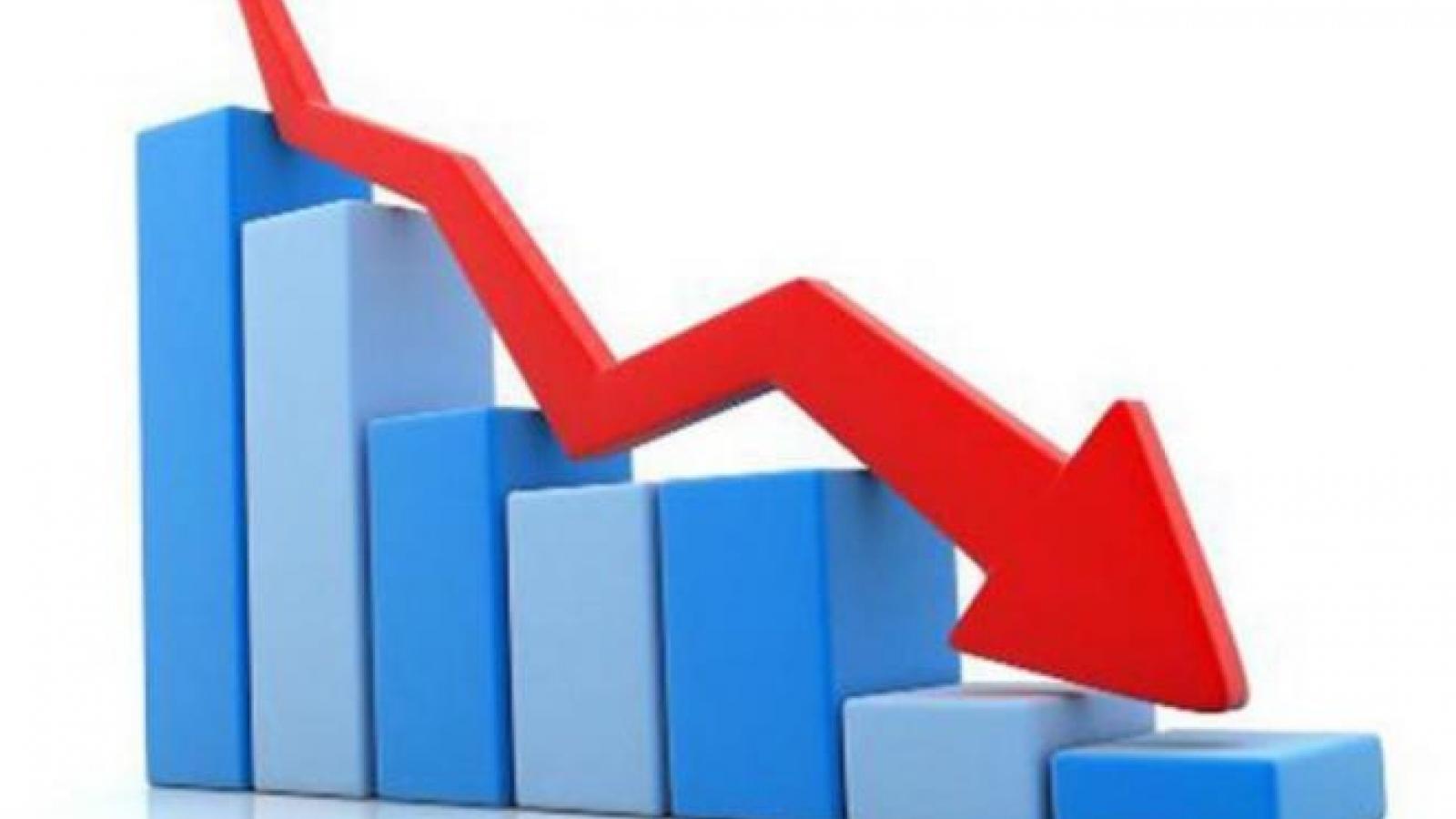 Lãi suất tiền gửi tiếp đà giảm xuống đáy