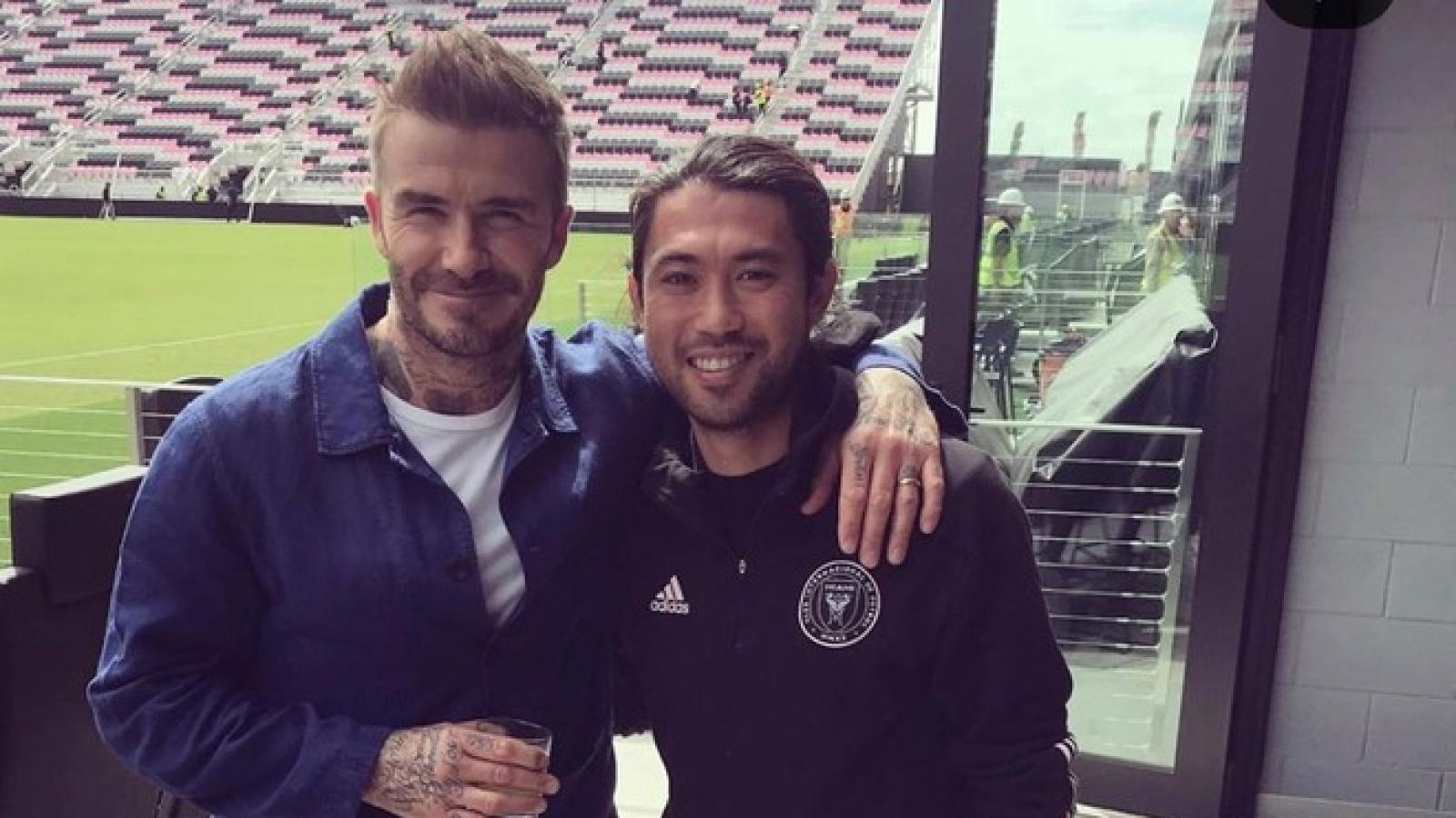 Lee Nguyễn chia tay đội bóng của Chủ tịch David Beckham