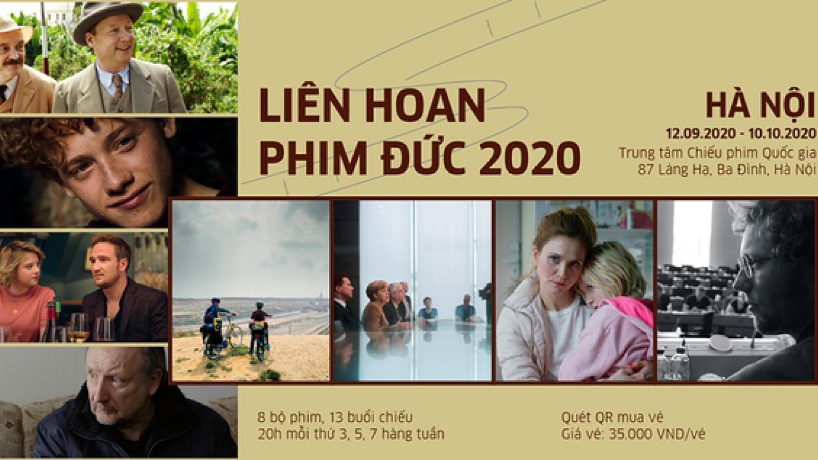 Liên hoan phim Đức 2020 tại Việt Nam