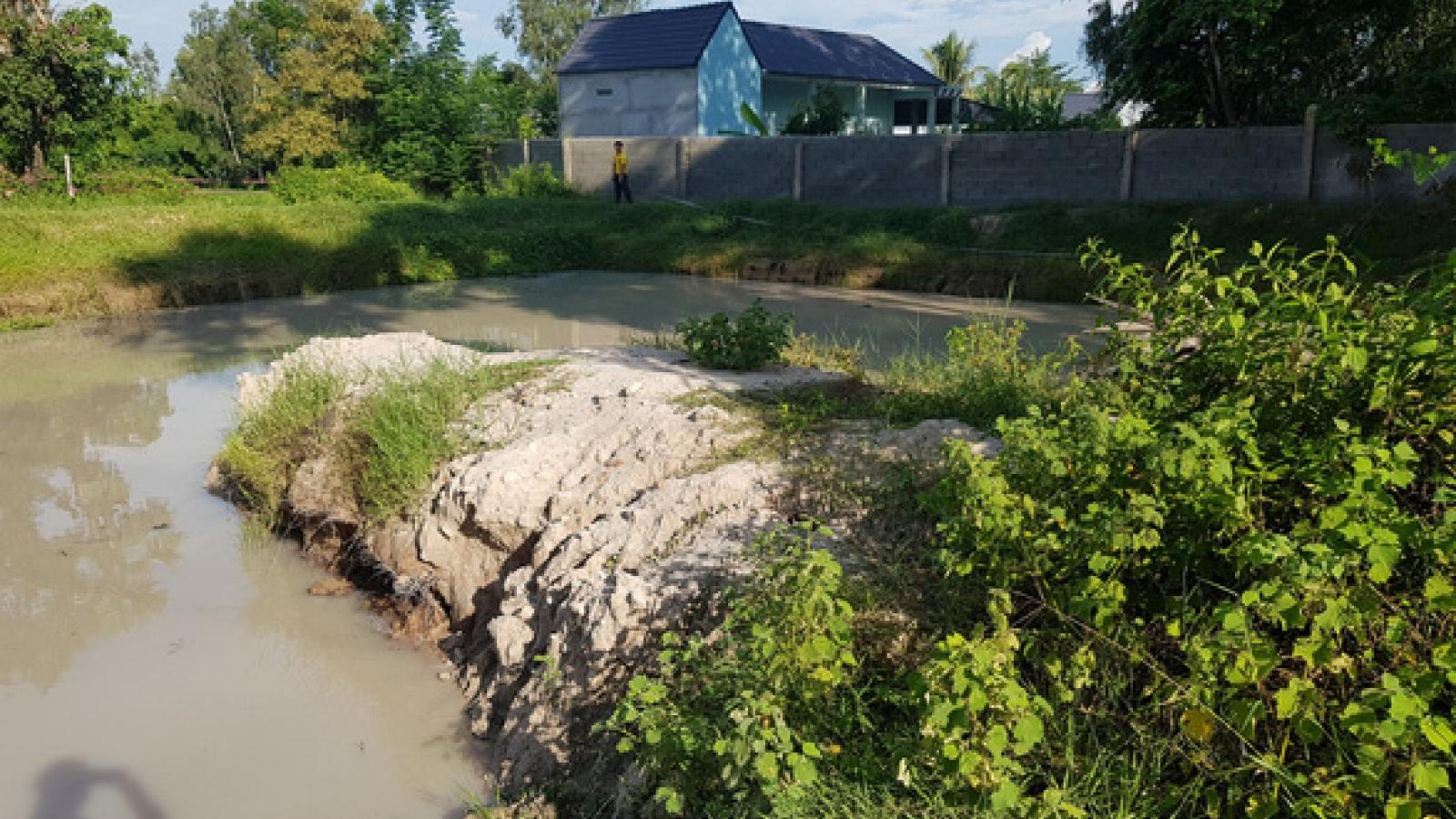 An Giang: Rủ nhau đi tắm ở hồ nước, 5 trẻ em bị đuối nước