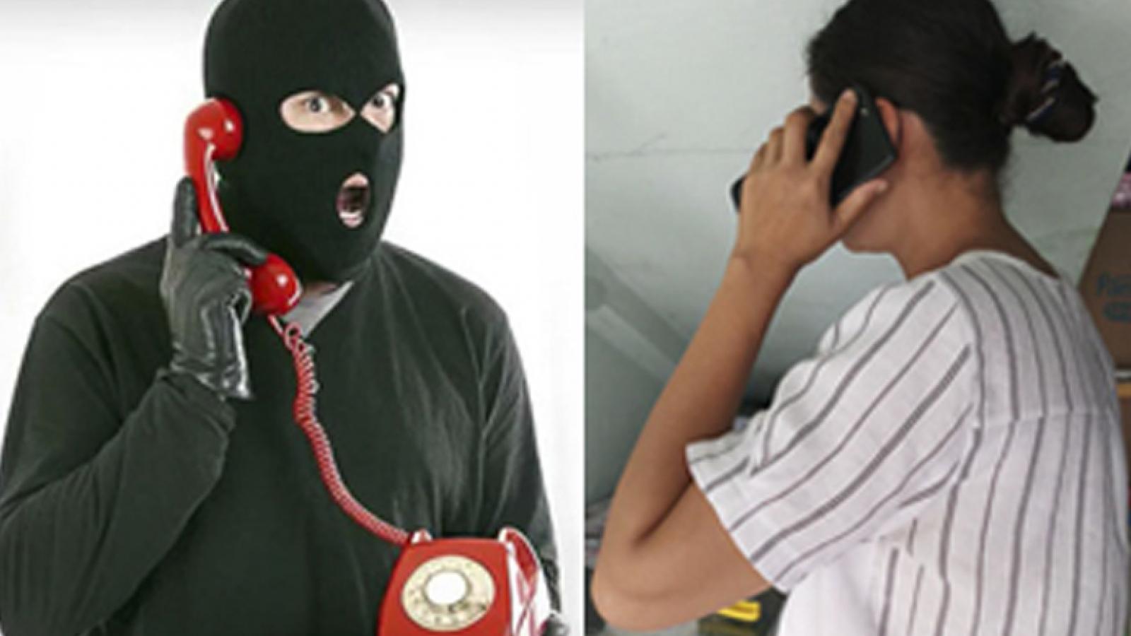 Gọi điện thoại mạo danh - Chiêu trò lừa đảo cũ vẫn khiến nhiều người mất tiền